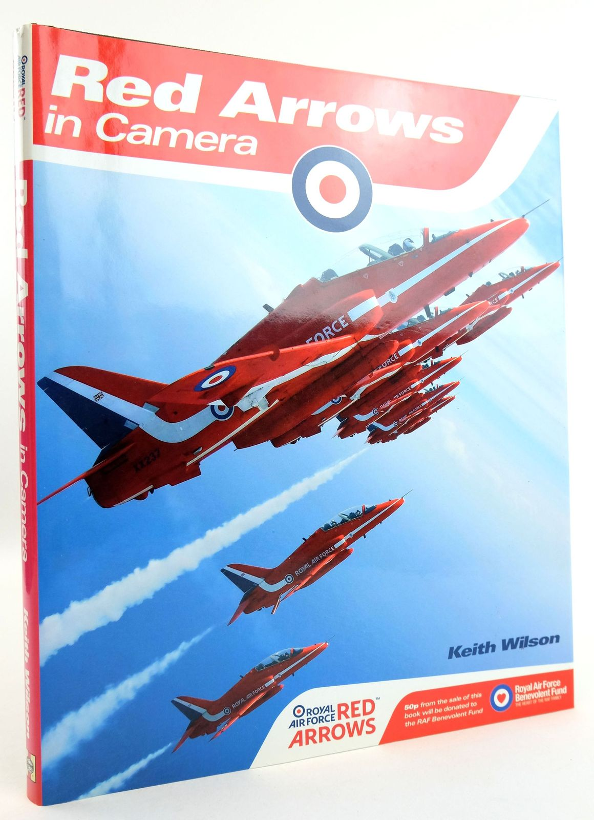 Photo of RED ARROWS IN CAMERA- Stock Number: 1819166