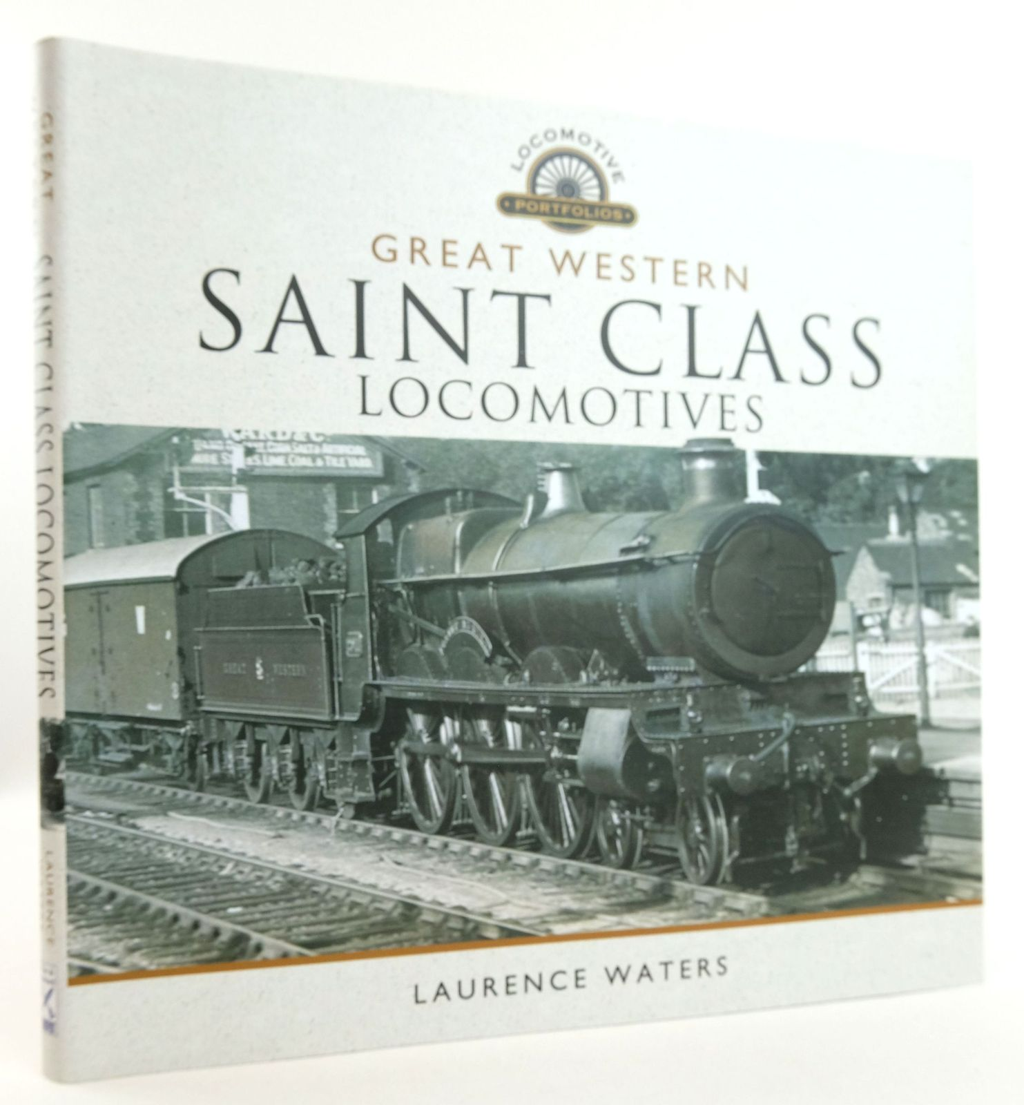 Photo of GREAT WESTERN SAINT CLASS written by Waters, Laurence published by Pen & Sword Transport (STOCK CODE: 1819169)  for sale by Stella & Rose's Books