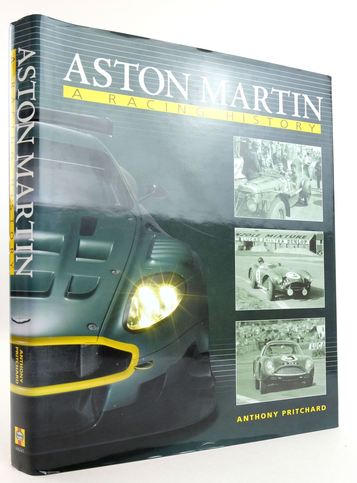 Photo of ASTON MARTIN: A RACING HISTORY- Stock Number: 1819170
