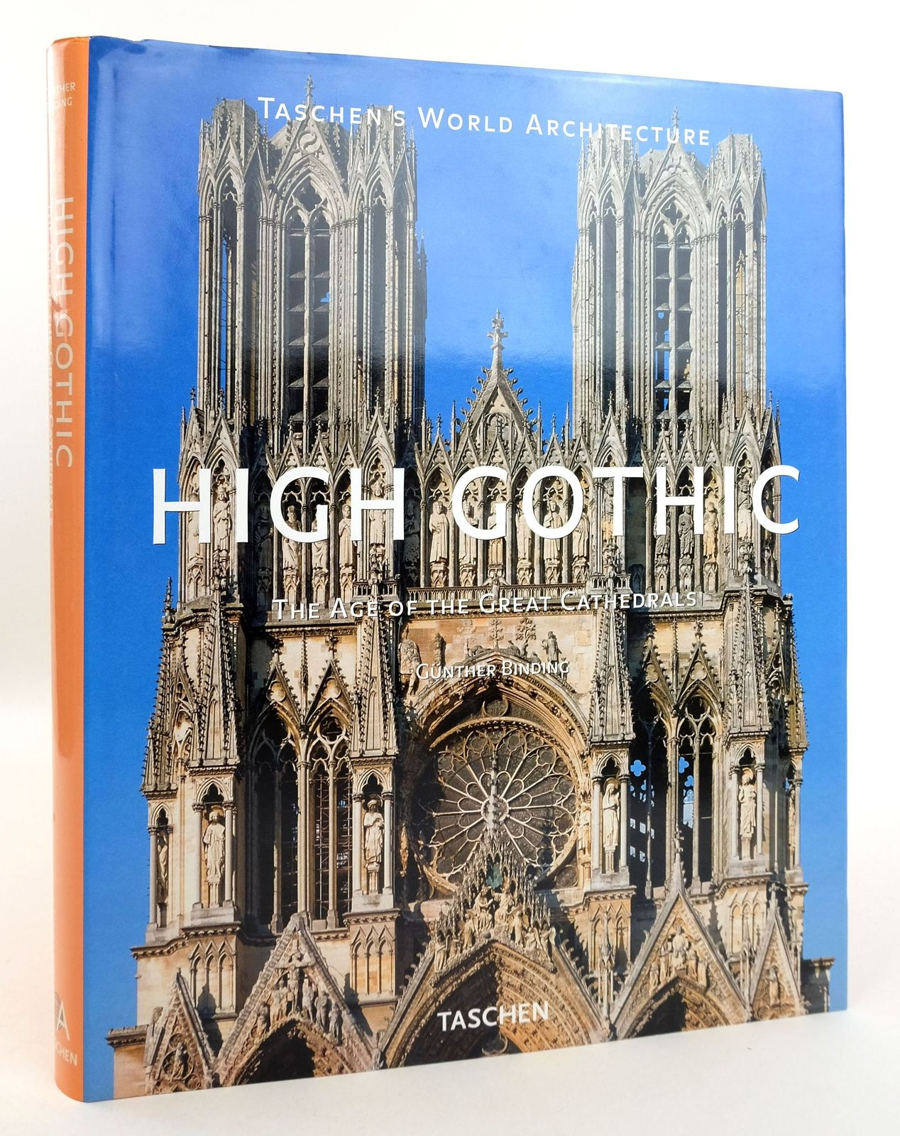Photo of HIGH GOTHIC: THE AGE OF THE GREAT CATHEDRALS- Stock Number: 1819175