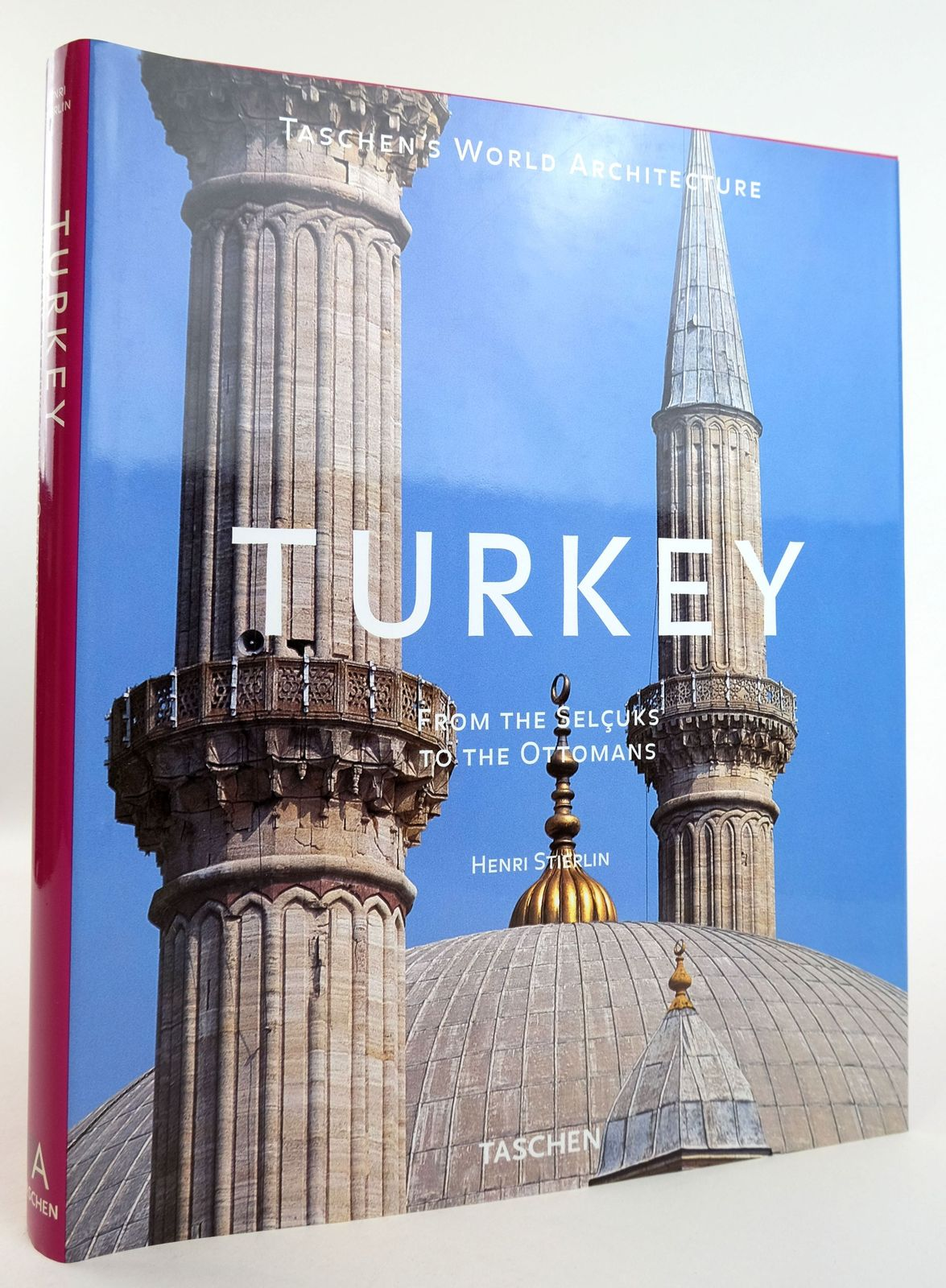 Photo of TURKEY: FROM THE SELCUKS TO THE OTTOMANS written by Stierlin, Henri published by Taschen (STOCK CODE: 1819176)  for sale by Stella & Rose's Books