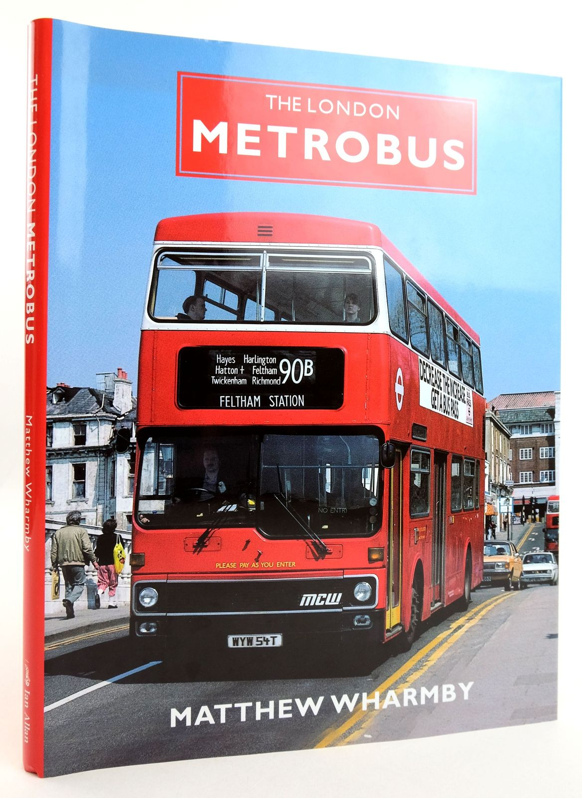 Photo of THE LONDON METROBUS- Stock Number: 1819177