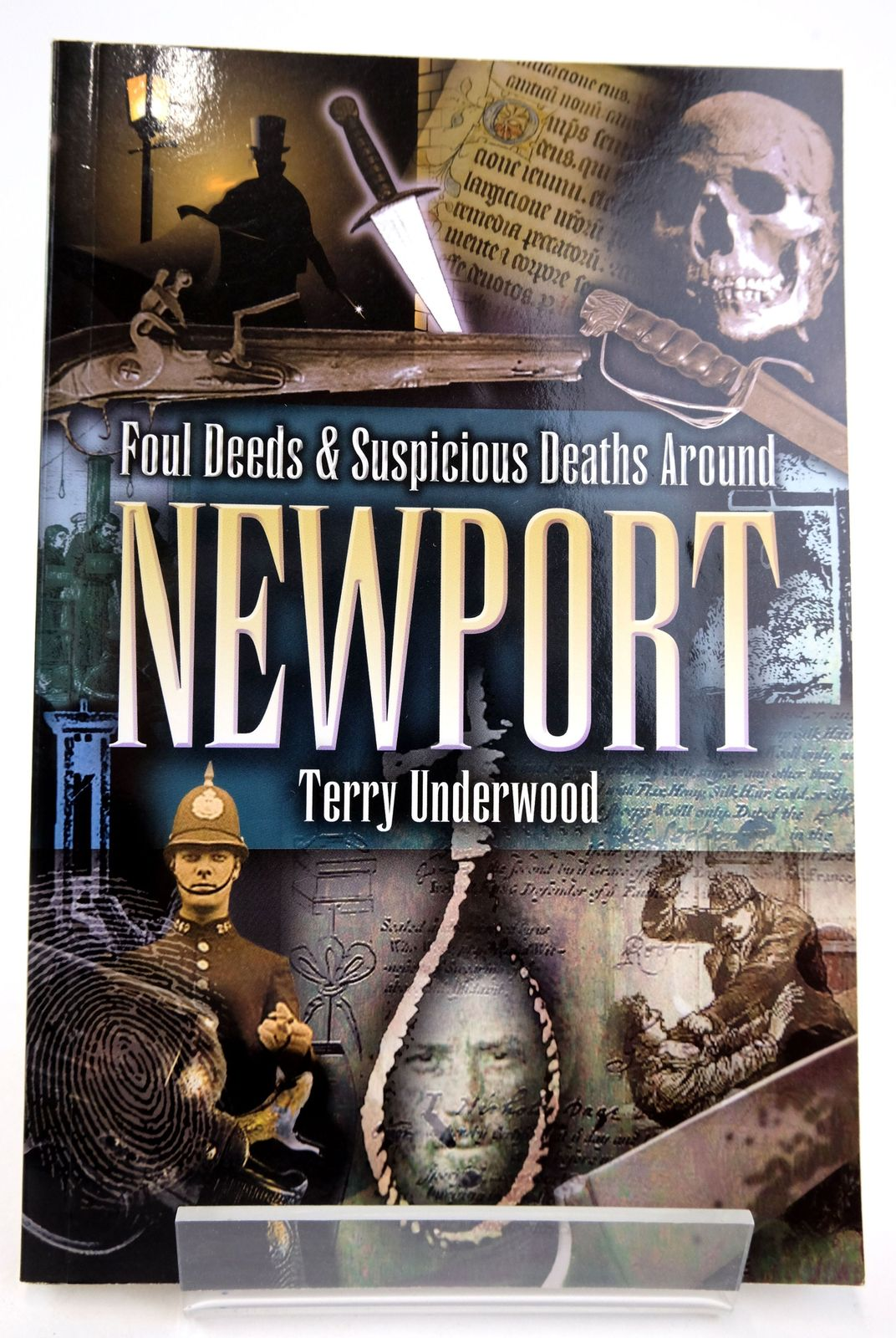 Photo of FOUL DEEDS & SUSPICIOUS DEATHS AROUND NEWPORT- Stock Number: 1819178