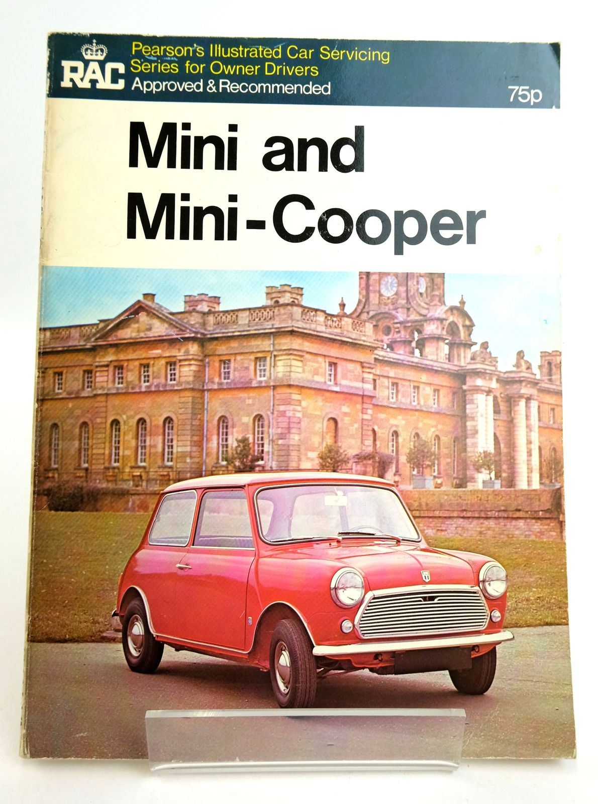 Photo of MINI AND MINI-COOPER written by Palmer, D.M. published by Hamlyn (STOCK CODE: 1819183)  for sale by Stella & Rose's Books