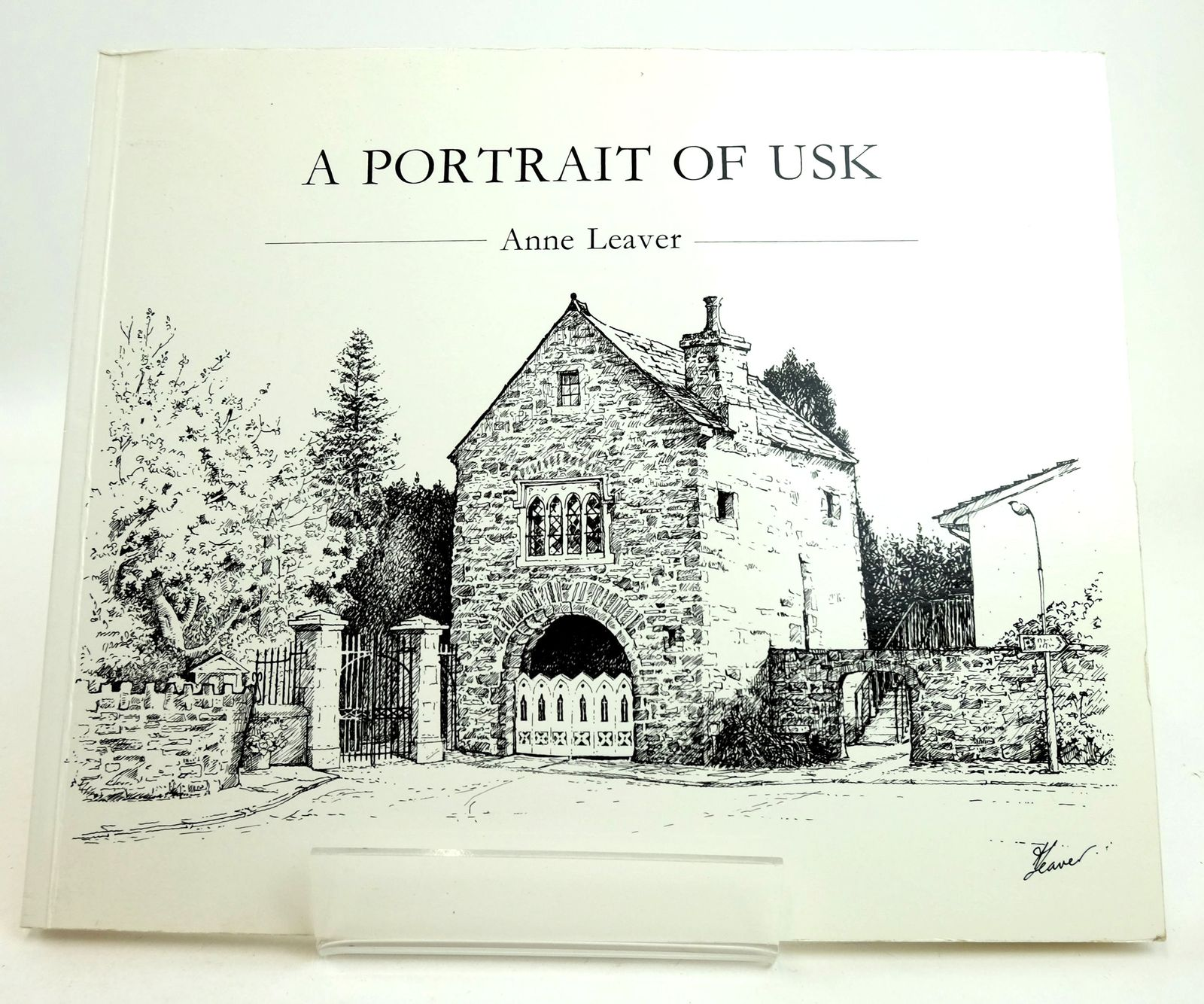 Photo of A PORTRAIT OF USK- Stock Number: 1819190
