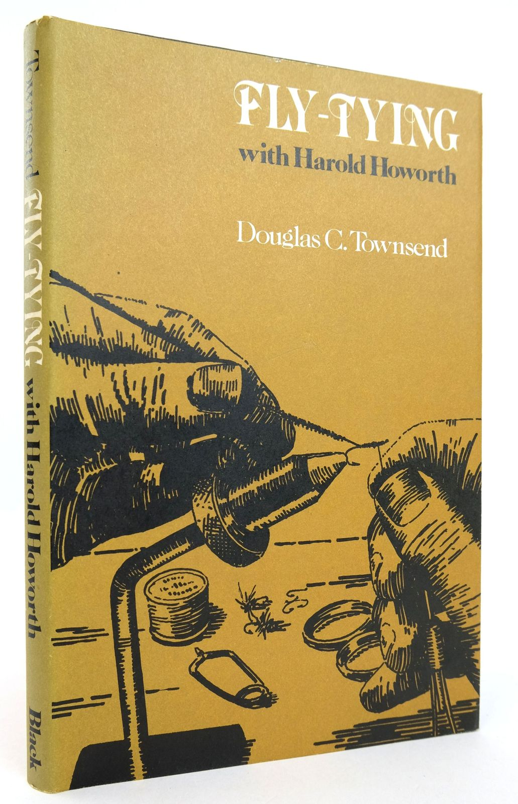 Photo of FLY-TYING WITH HAROLD HOWORTH- Stock Number: 1819197
