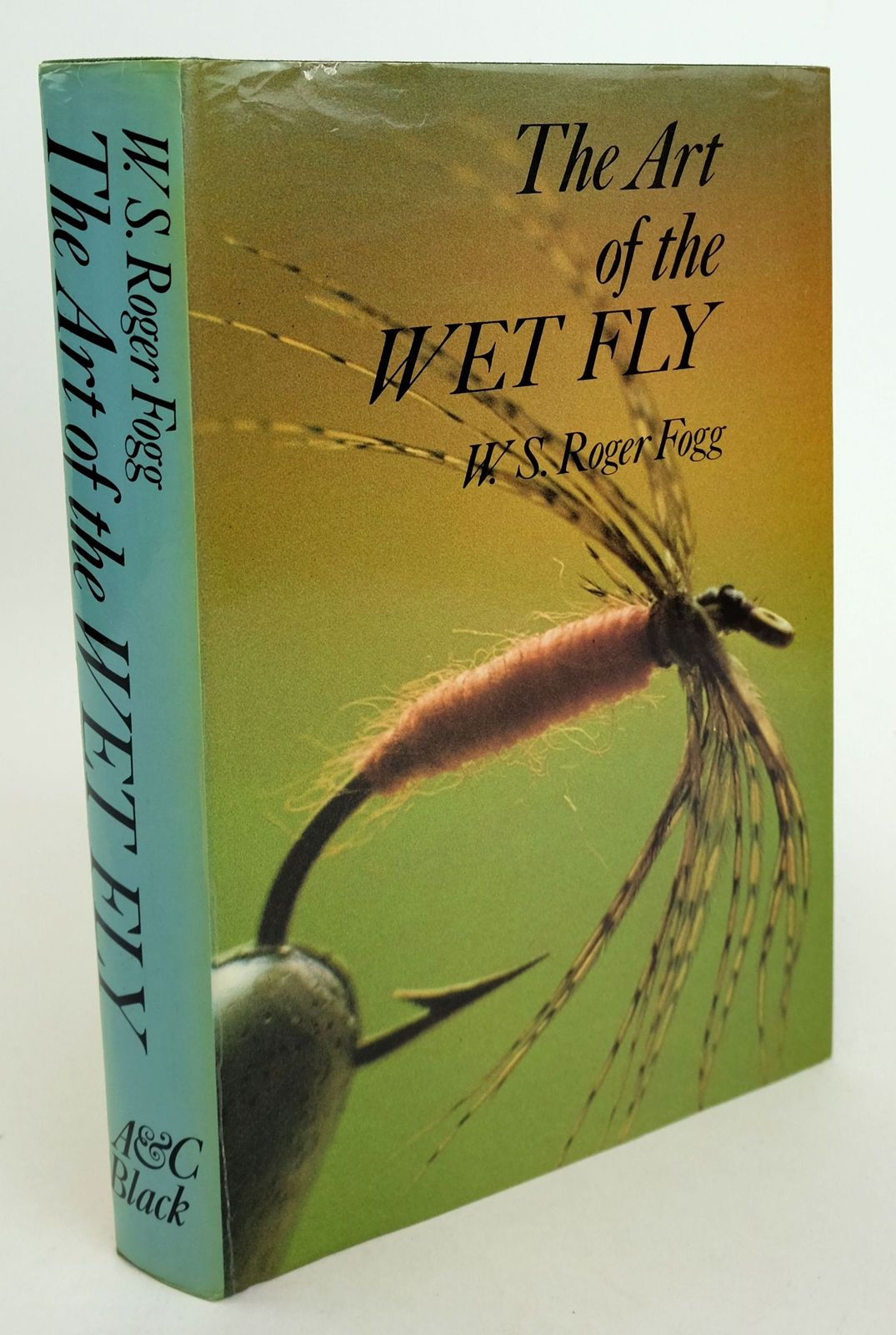 Photo of THE ART OF THE WET FLY- Stock Number: 1819199