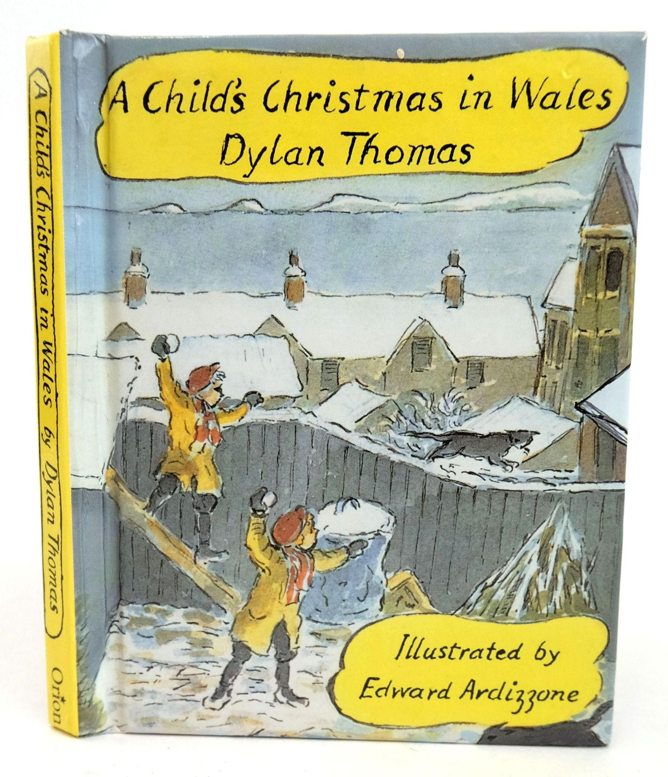 Photo of A CHILD'S CHRISTMAS IN WALES- Stock Number: 1819204