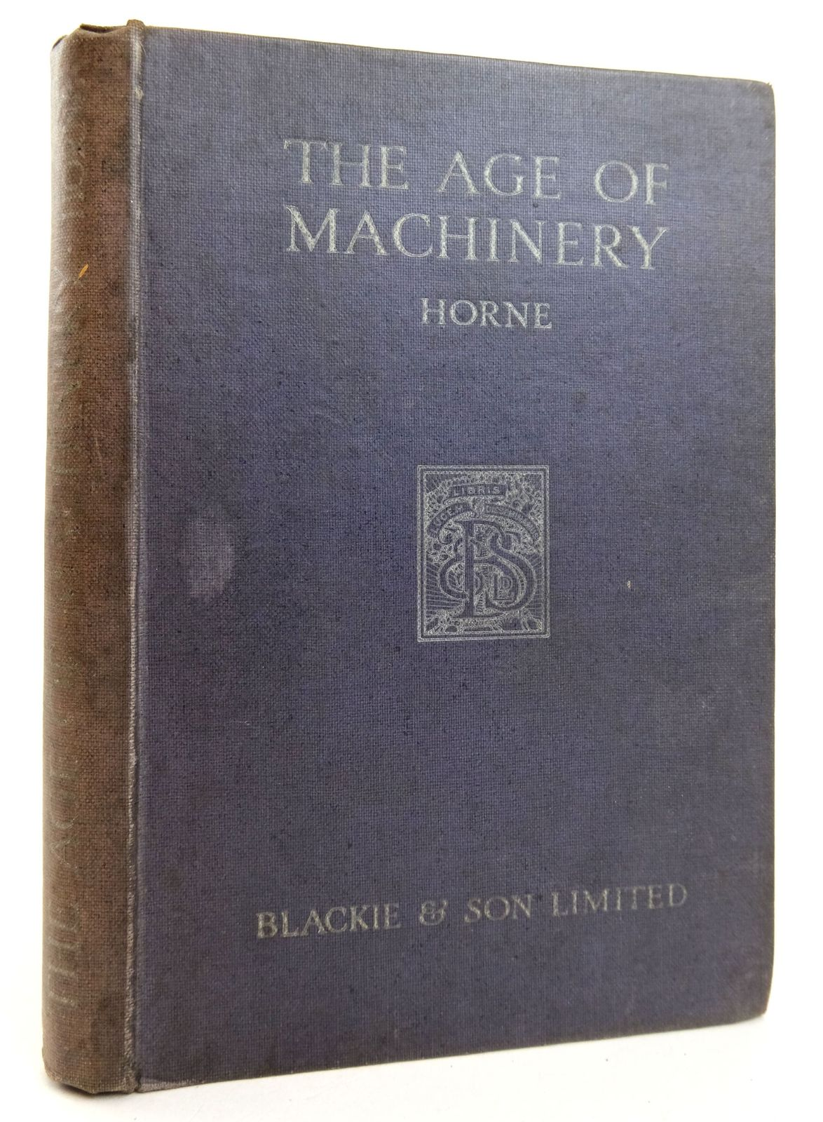 Photo of THE AGE OF MACHINERY- Stock Number: 1819205
