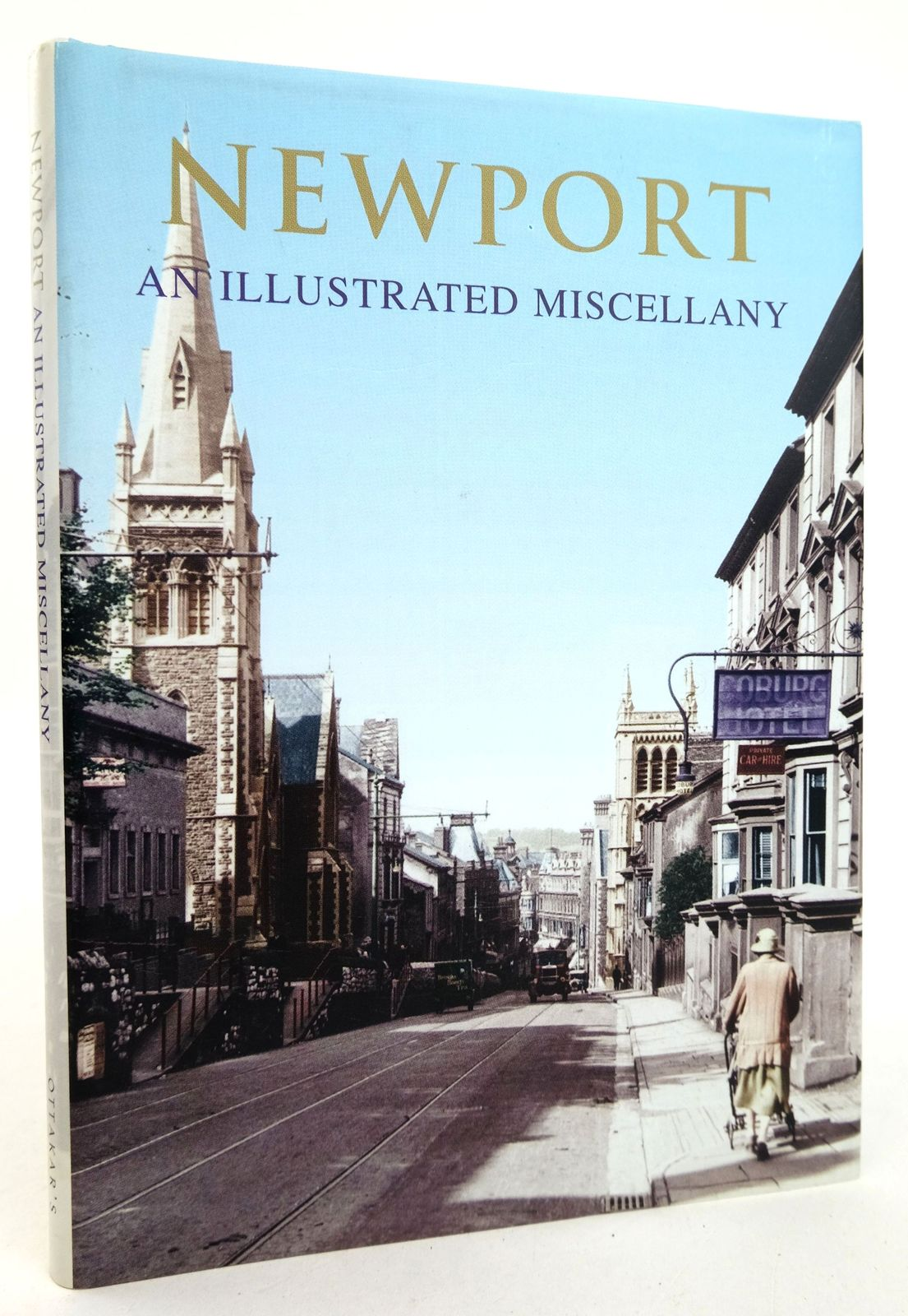 Photo of NEWPORT: AN ILLUSTRATED MISCELLANY- Stock Number: 1819206