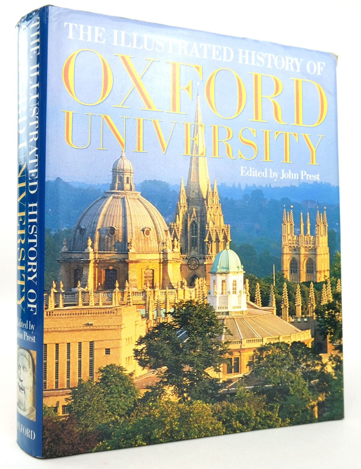 Photo of THE ILLUSTRATED HISTORY OF OXFORD UNIVERSITY written by Prest, John published by Oxford University Press (STOCK CODE: 1819208)  for sale by Stella & Rose's Books