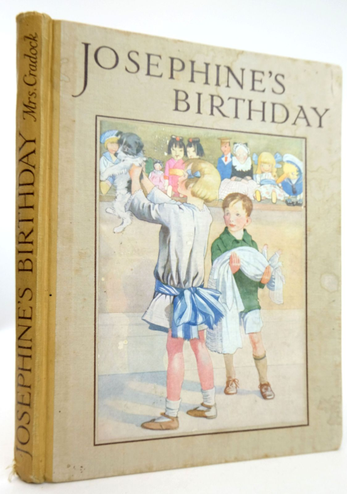 Photo of JOSEPHINE'S BIRTHDAY- Stock Number: 1819218