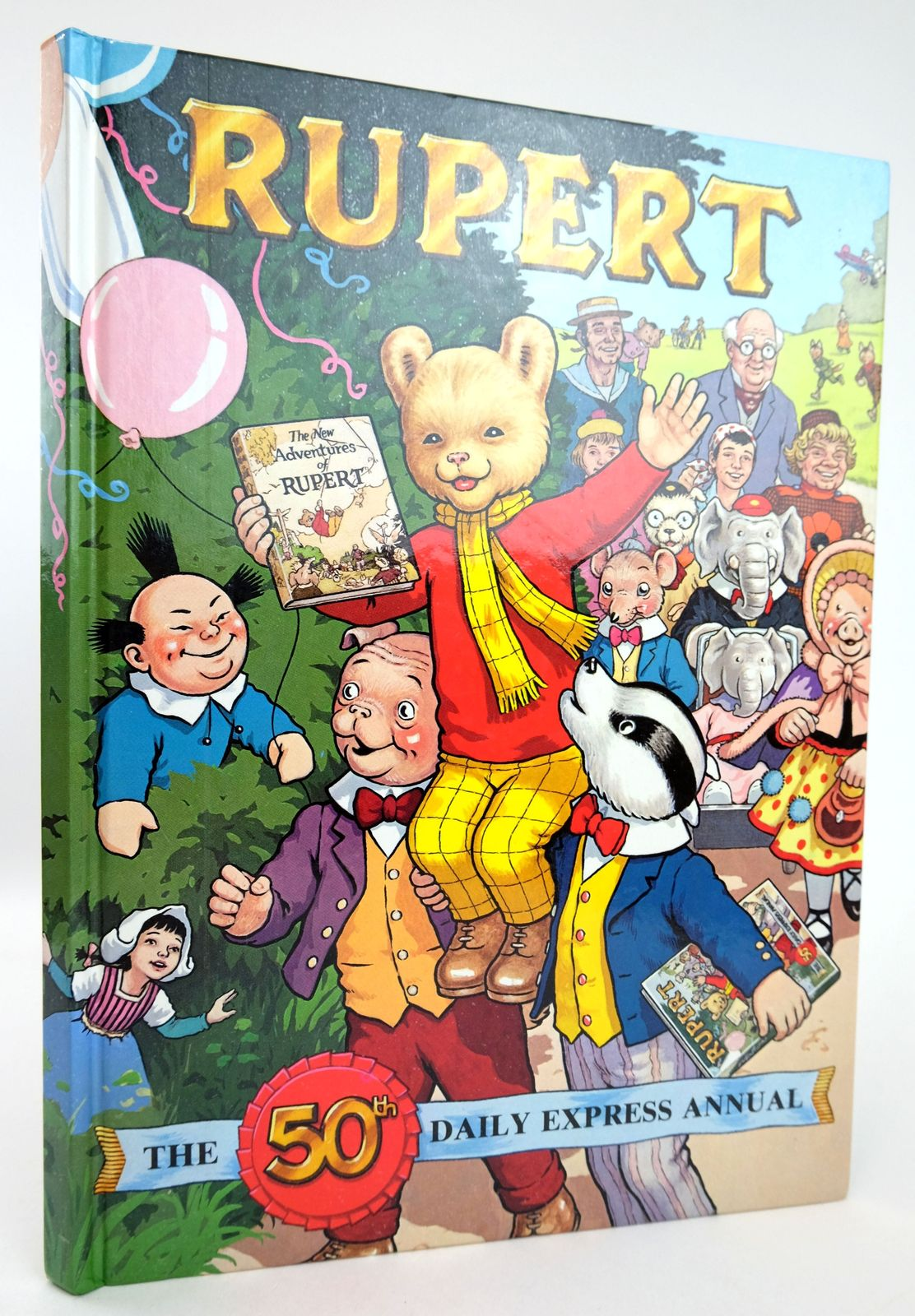 Photo of RUPERT ANNUAL 1985- Stock Number: 1819220