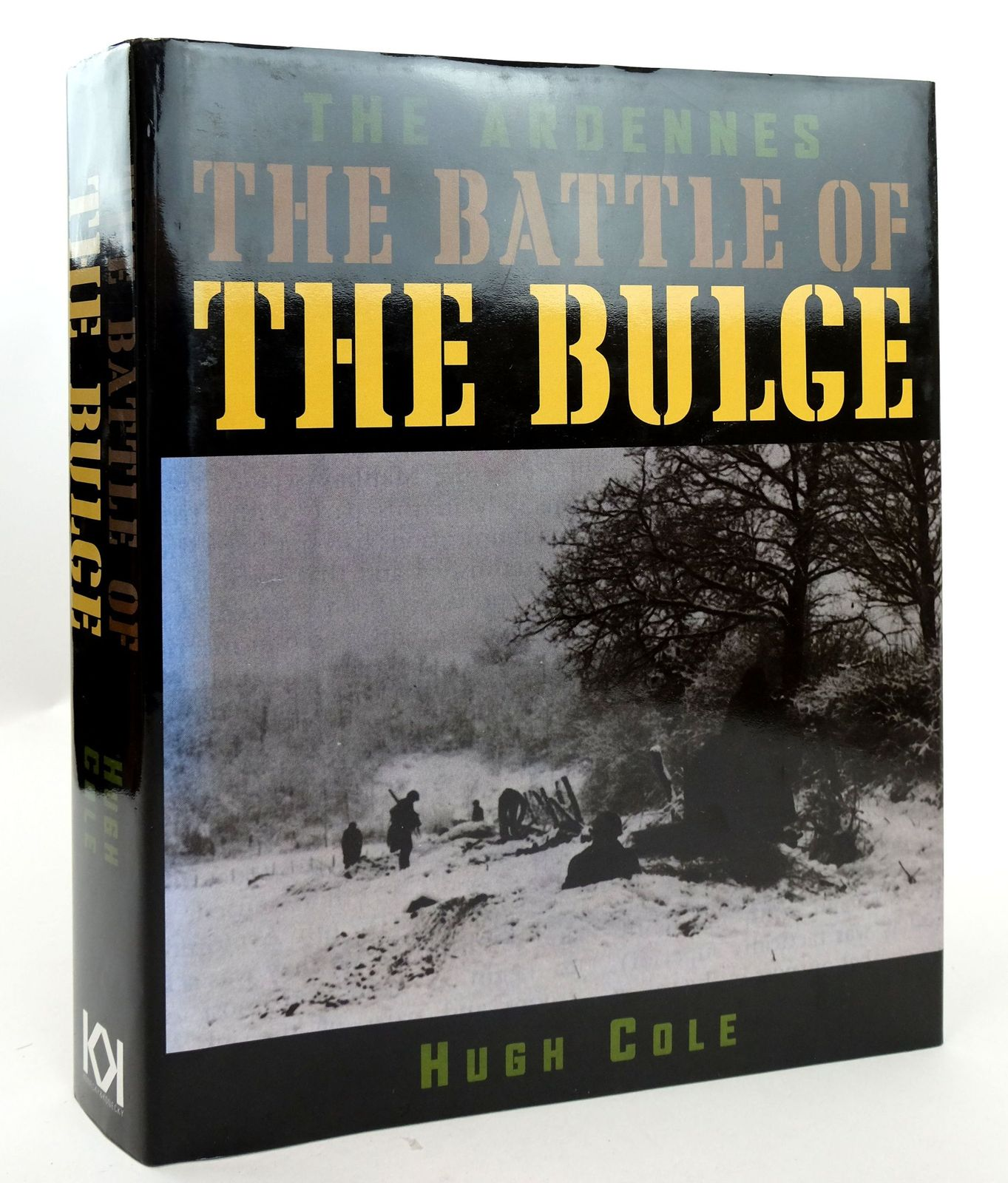 Photo of THE ARDENNES: BATTLE OF THE BULGE- Stock Number: 1819235