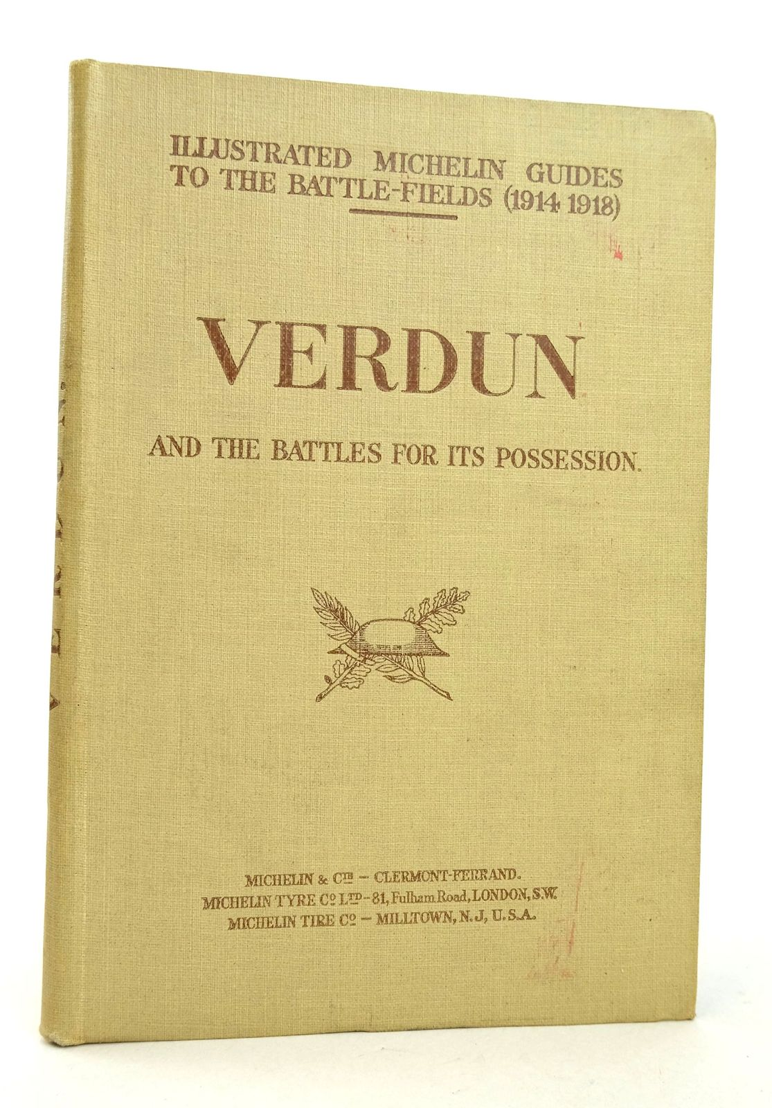 Photo of THE BATTLE OF VERDUN (1914-1918)- Stock Number: 1819249
