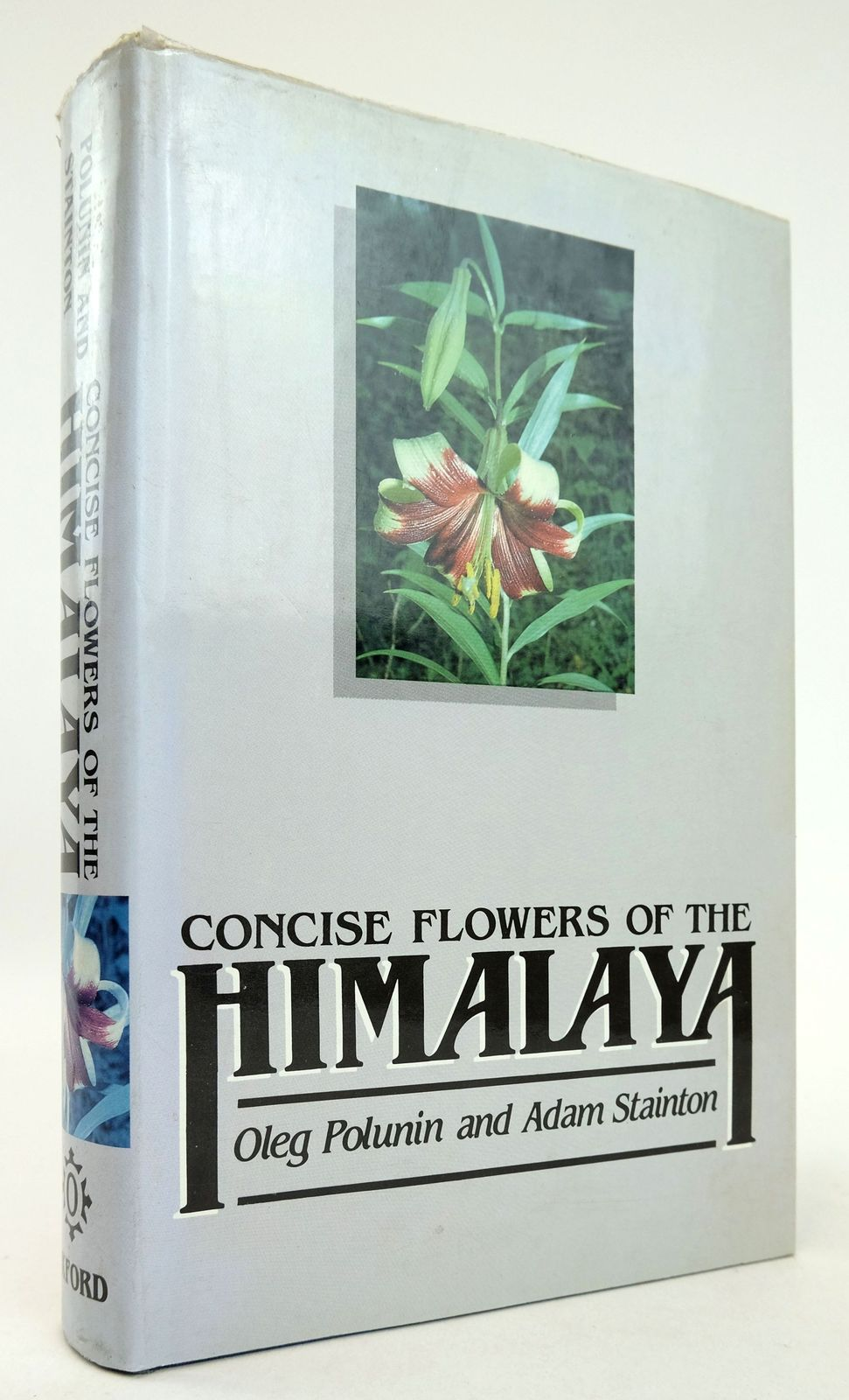 Photo of CONCISE FLOWERS OF THE HIMALAYA written by Polunin, Oleg Stainton, Adam illustrated by Farrer, Ann published by Oxford University Press (STOCK CODE: 1819251)  for sale by Stella & Rose's Books