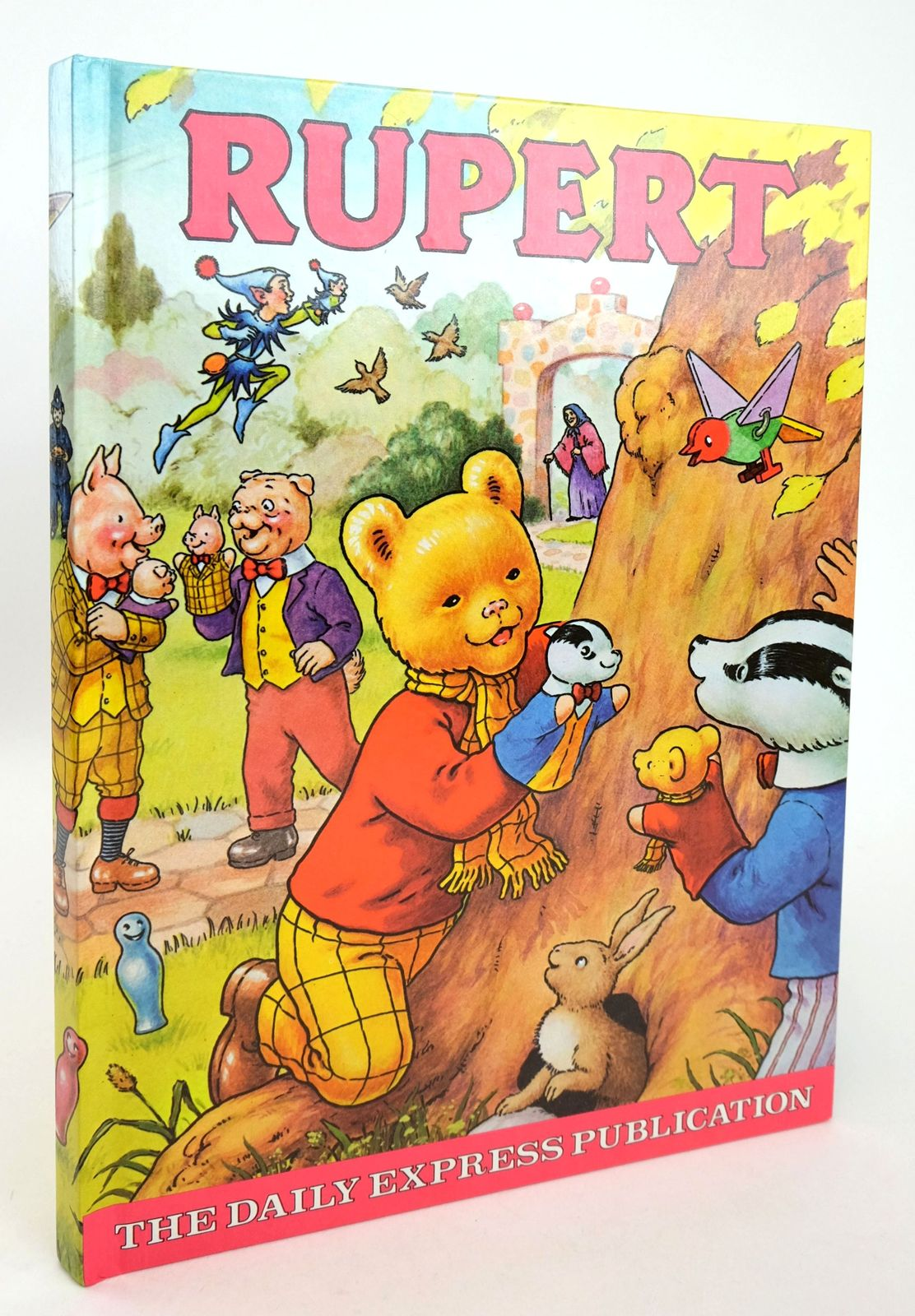 Photo of RUPERT ANNUAL 1980- Stock Number: 1819254