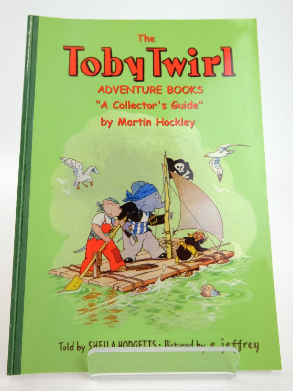 Photo of THE TOBY TWIRL ADVENTURE BOOKS A COLLECTOR'S GUIDE- Stock Number: 1819261