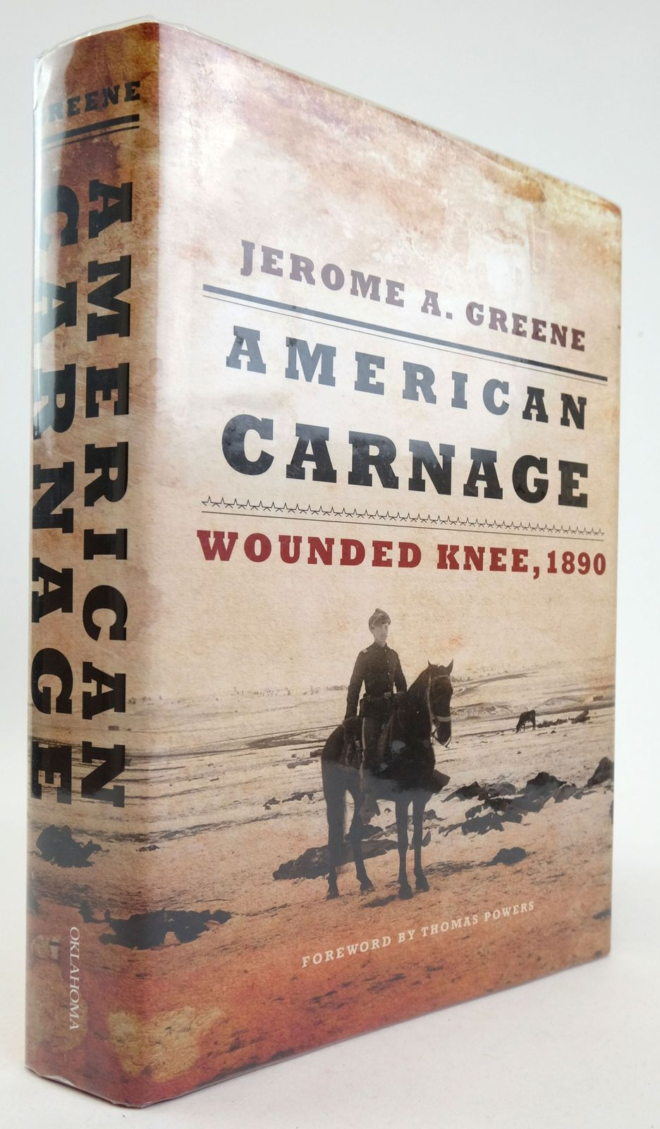 Photo of AMERICAN CARNAGE: WOUNDED KNEE, 1890- Stock Number: 1819266