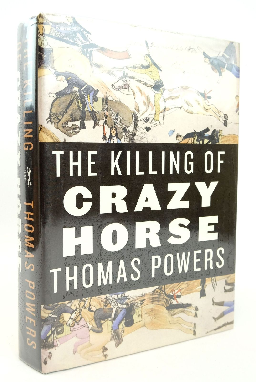 Photo of THE KILLING OF CRAZY HORSE