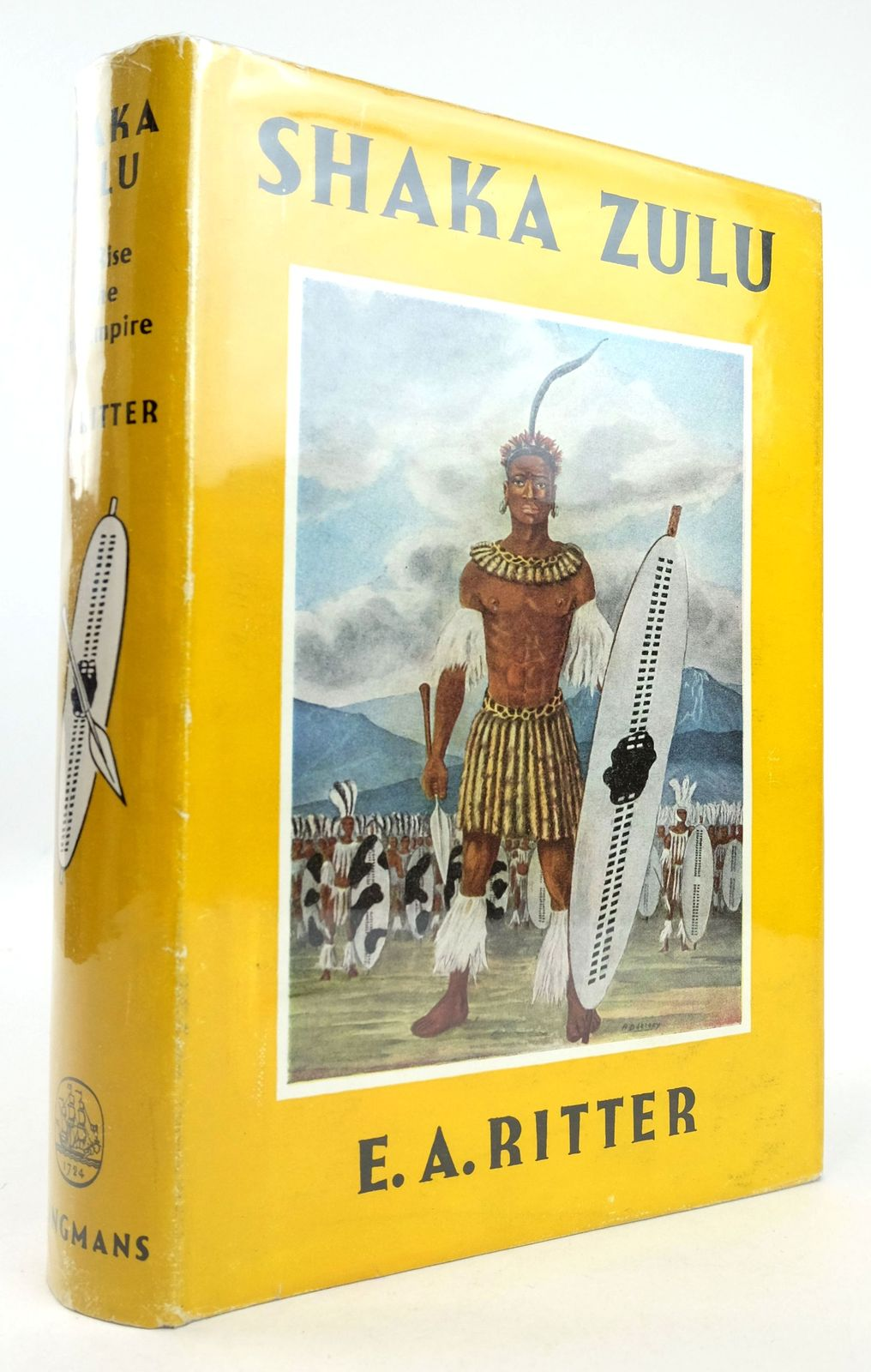 Photo of SHAKA ZULU: THE RISE OF THE ZULU EMPIRE- Stock Number: 1819273