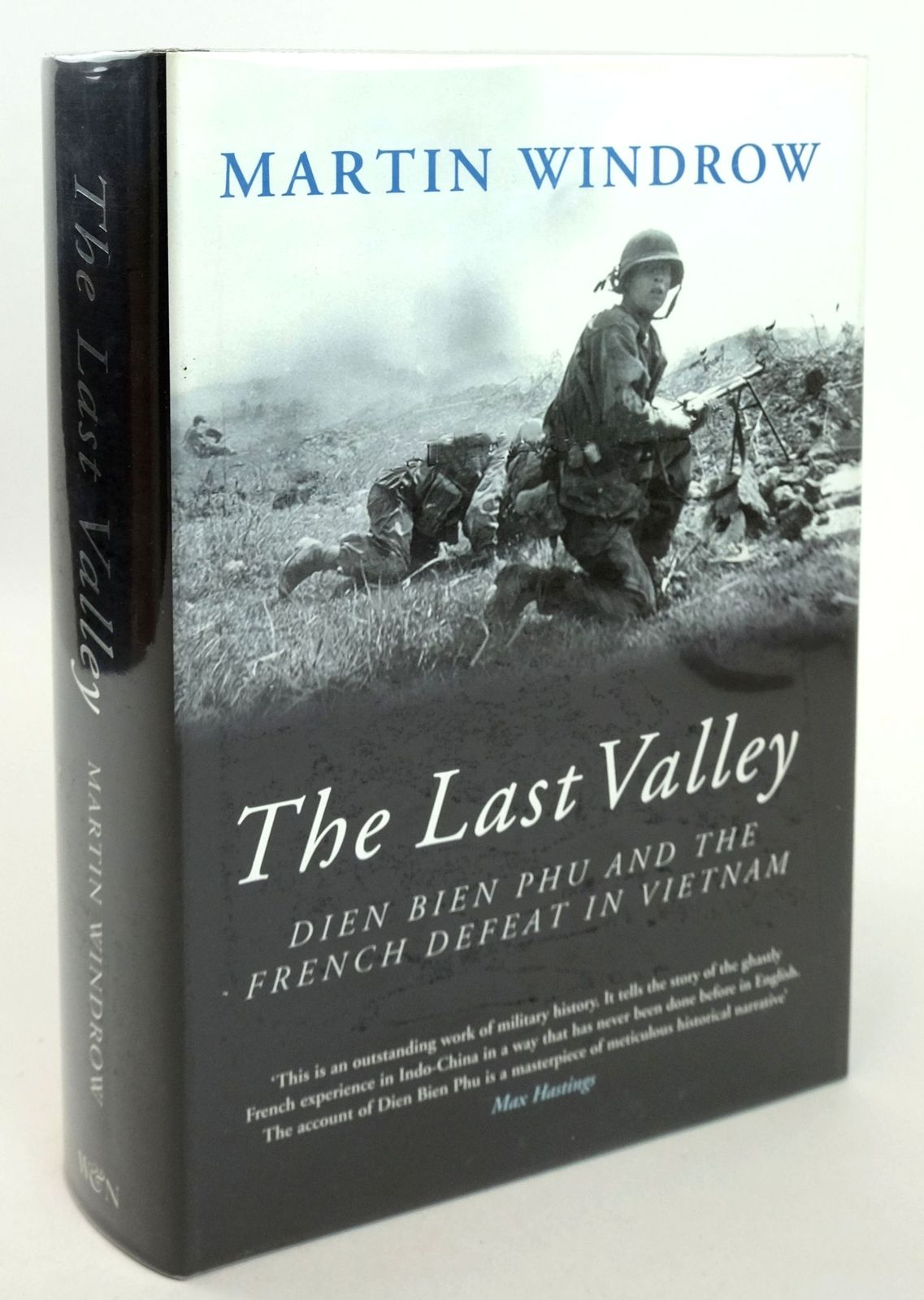 Photo of THE LAST VALLEY written by Windrow, Martin C. published by Weidenfeld and Nicolson (STOCK CODE: 1819274)  for sale by Stella & Rose's Books