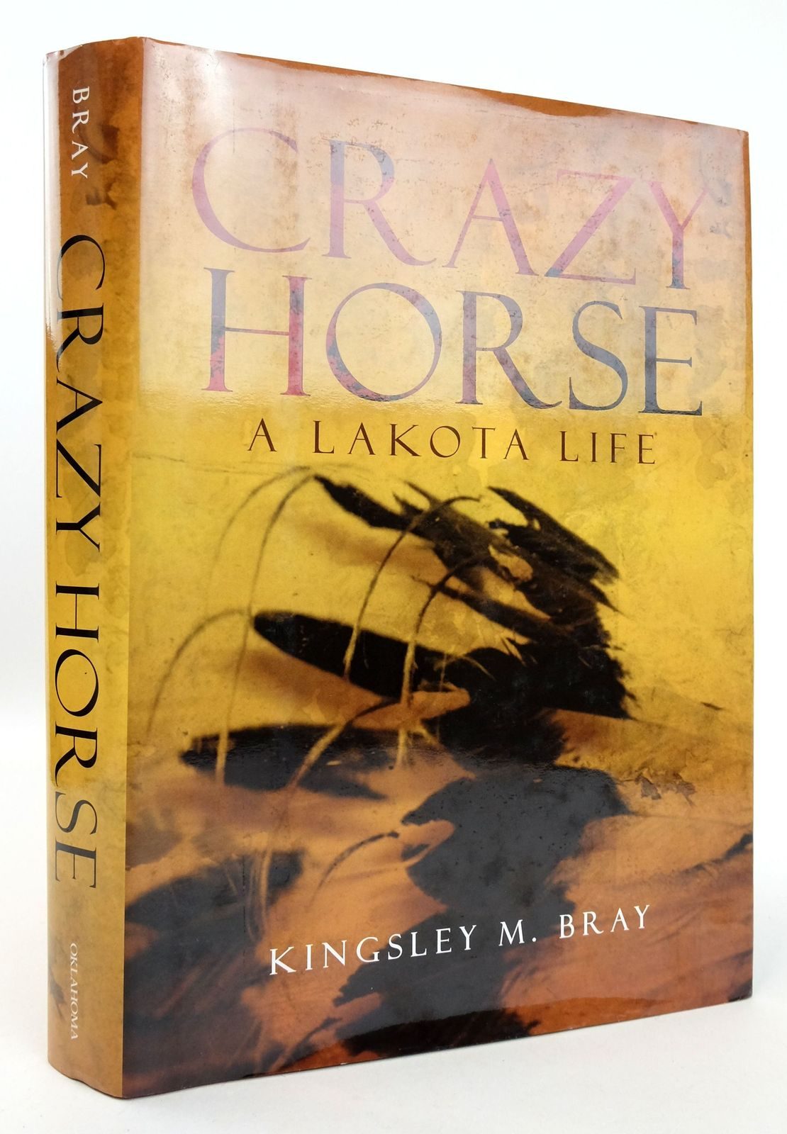 Photo of CRAZY HORSE: A LAKOTA LIFE written by Bray, Kingsley M. published by University of Oklahoma Press (STOCK CODE: 1819277)  for sale by Stella & Rose's Books