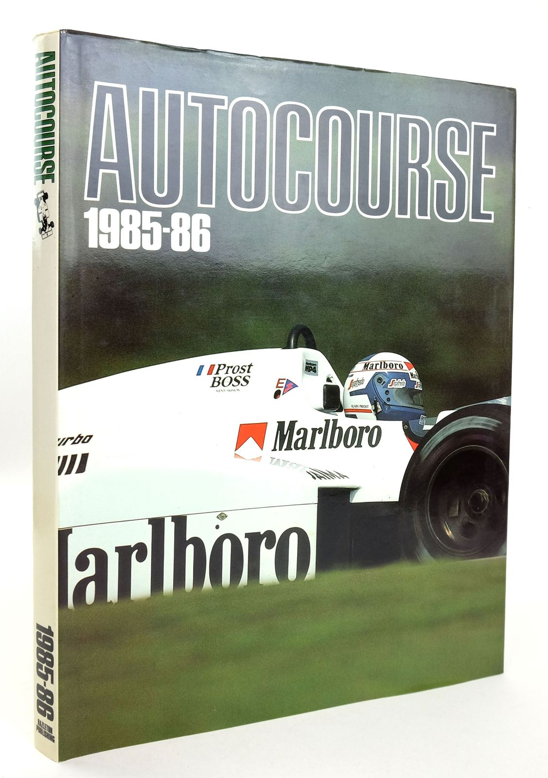 Photo of AUTOCOURSE 1985-86 written by Hamilton, Maurice published by Hazleton Publishing (STOCK CODE: 1819285)  for sale by Stella & Rose's Books