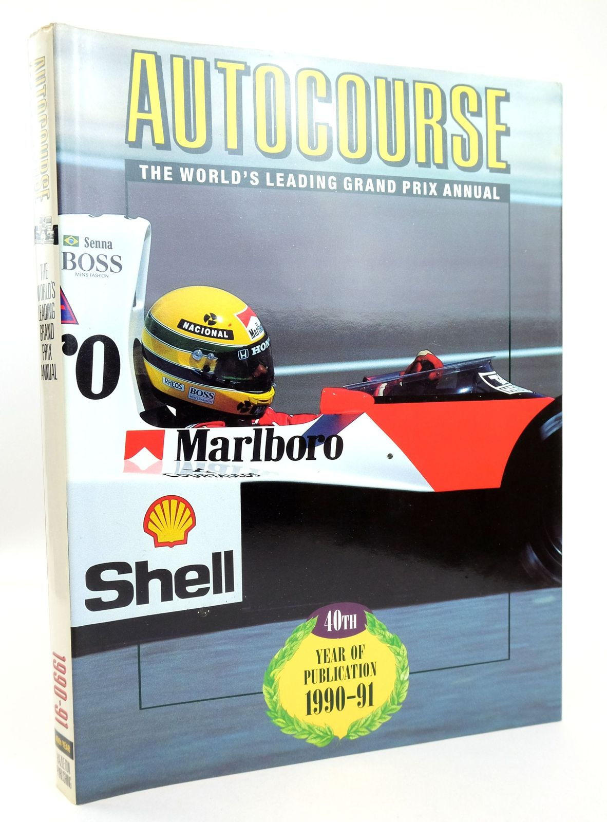 Photo of AUTOCOURSE 1990-91 written by Henry, Alan published by Hazleton Publishing (STOCK CODE: 1819286)  for sale by Stella & Rose's Books