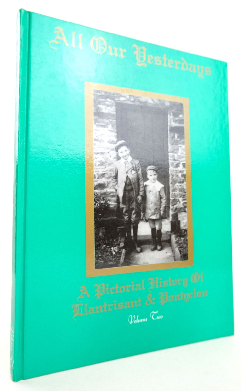 Photo of ALL OUR YESTERDAYS (VOLUME TWO)- Stock Number: 1819292