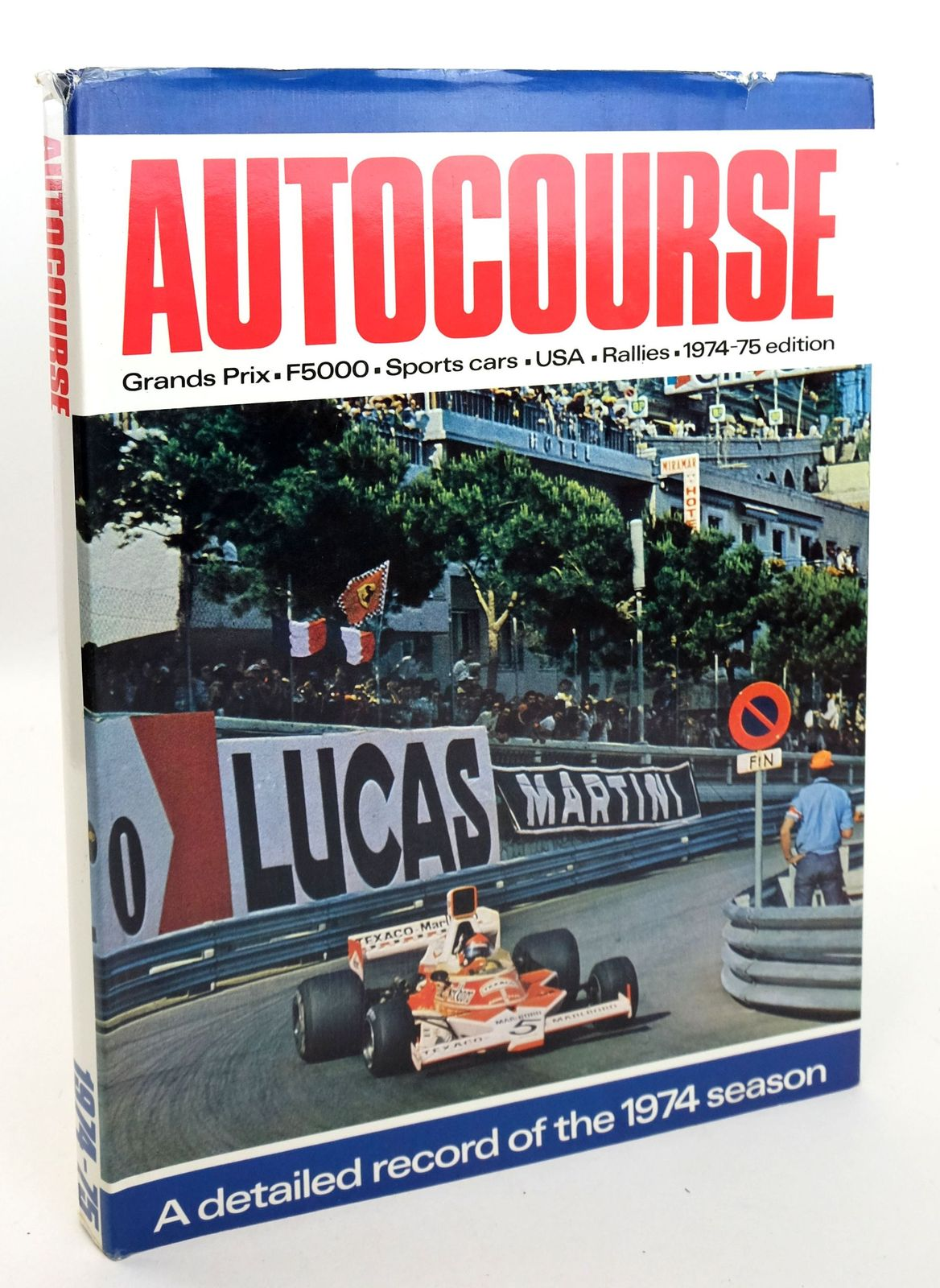 Photo of AUTOCOURSE 1974-75- Stock Number: 1819298