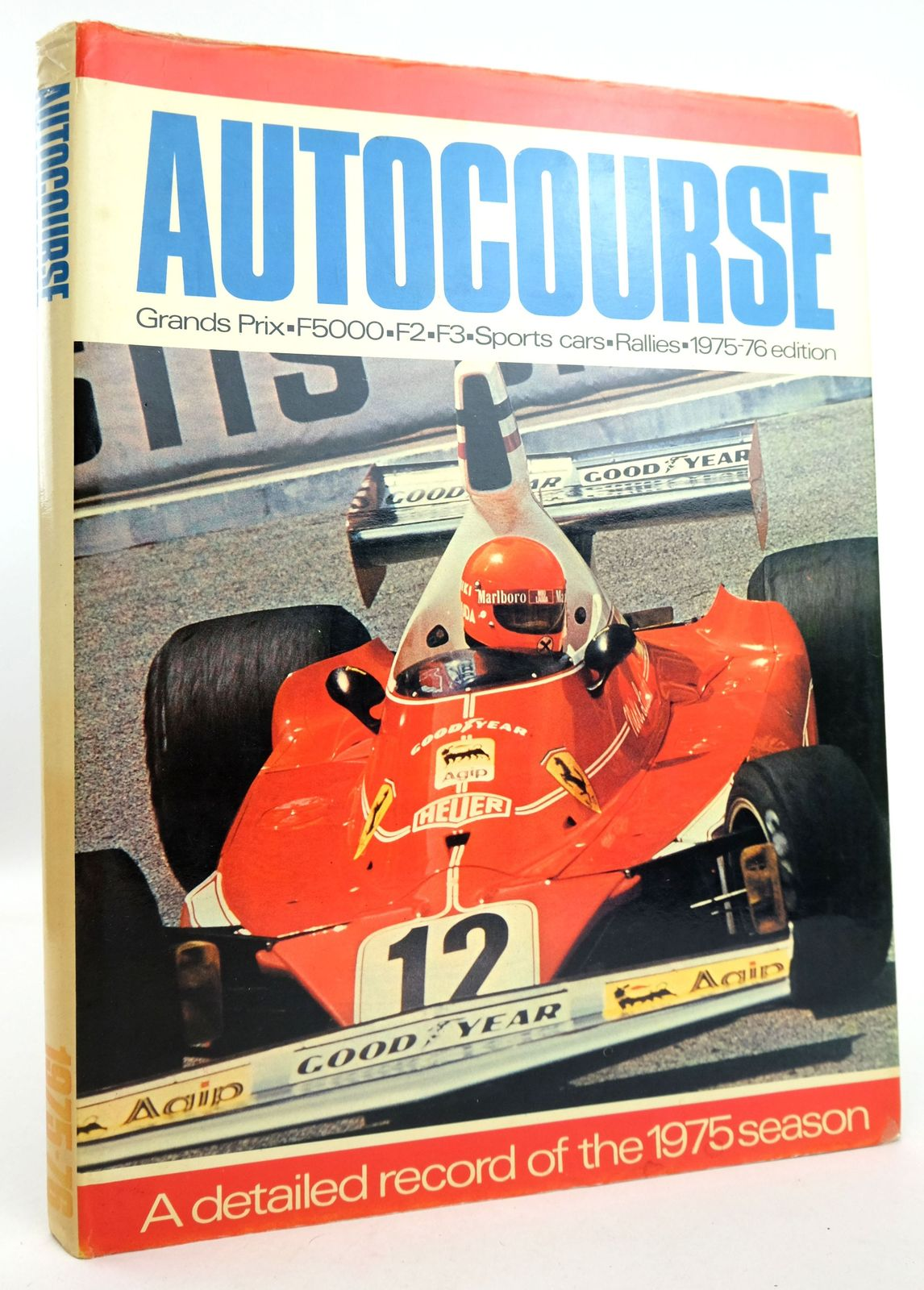 Photo of AUTOCOURSE 1975-76- Stock Number: 1819299