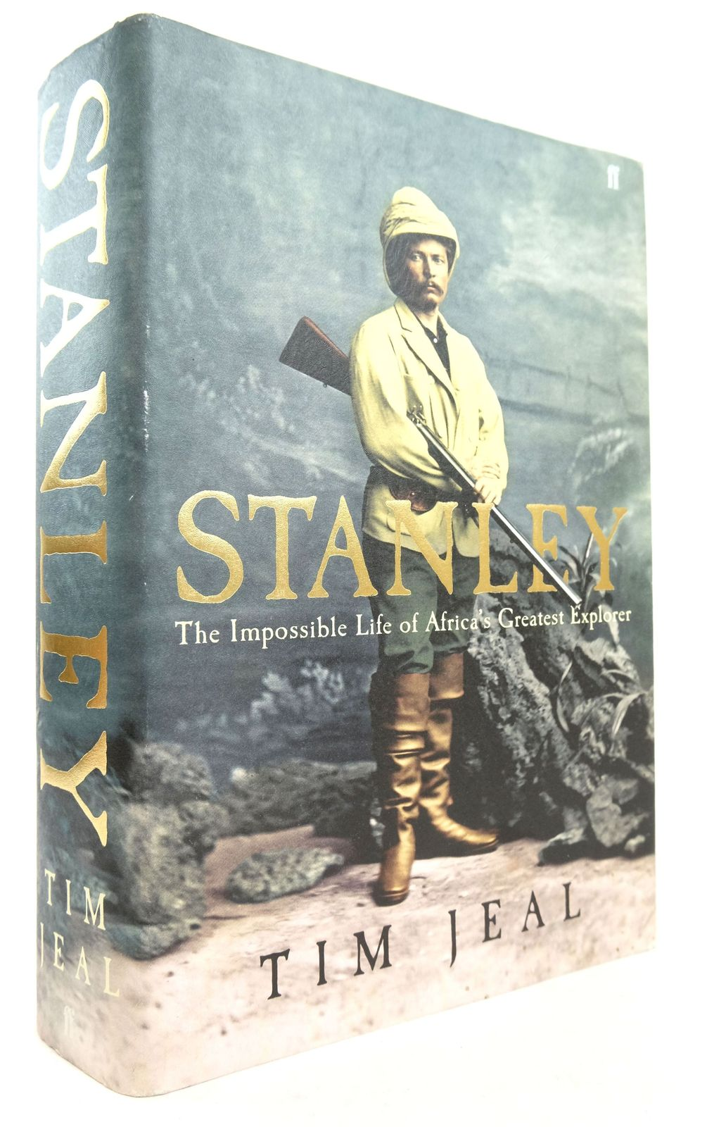 Photo of STANLEY: THE IMPOSSIBLE LIFE OF AFRICA'S GREATEST EXPLORER- Stock Number: 1819304