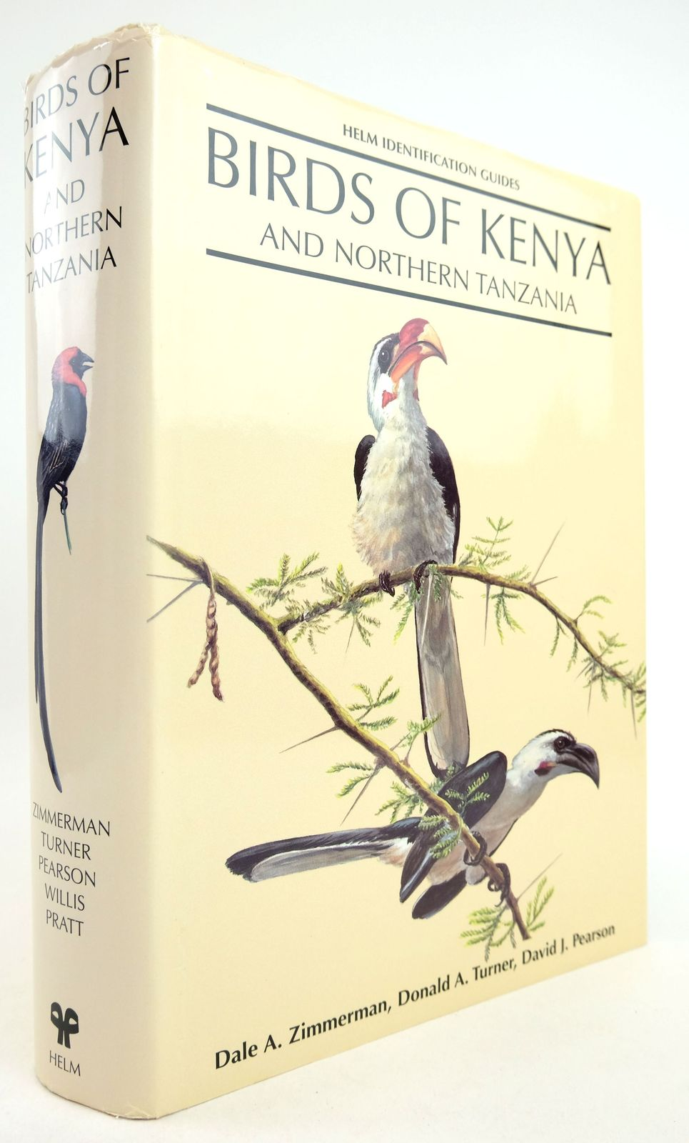 Photo of BIRDS OF KENYA AND NORTHERN TANZANIA (HELM IDENTIFICATION GUIDES)- Stock Number: 1819317