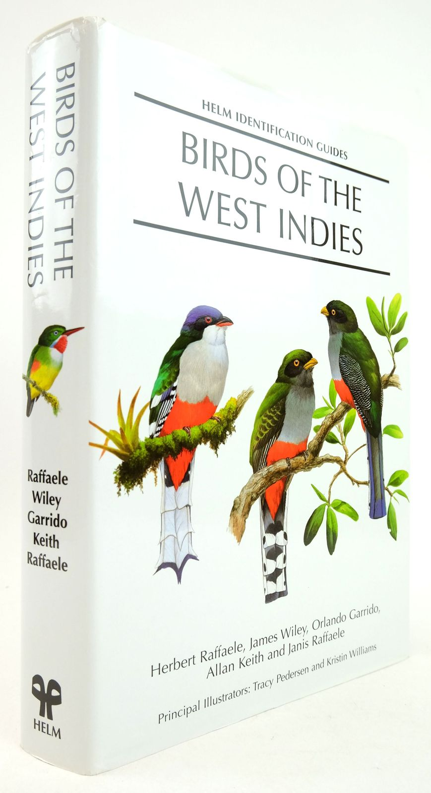 Photo of BIRDS OF THE WEST INDIES (HELM IDENTIFICATION GUIDES)- Stock Number: 1819319