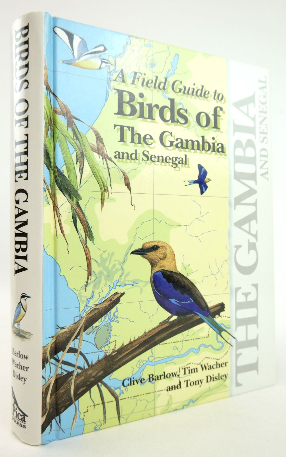 Photo of A FIELD GUIDE TO THE BIRDS OF THE GAMBIA AND SENEGAL- Stock Number: 1819320