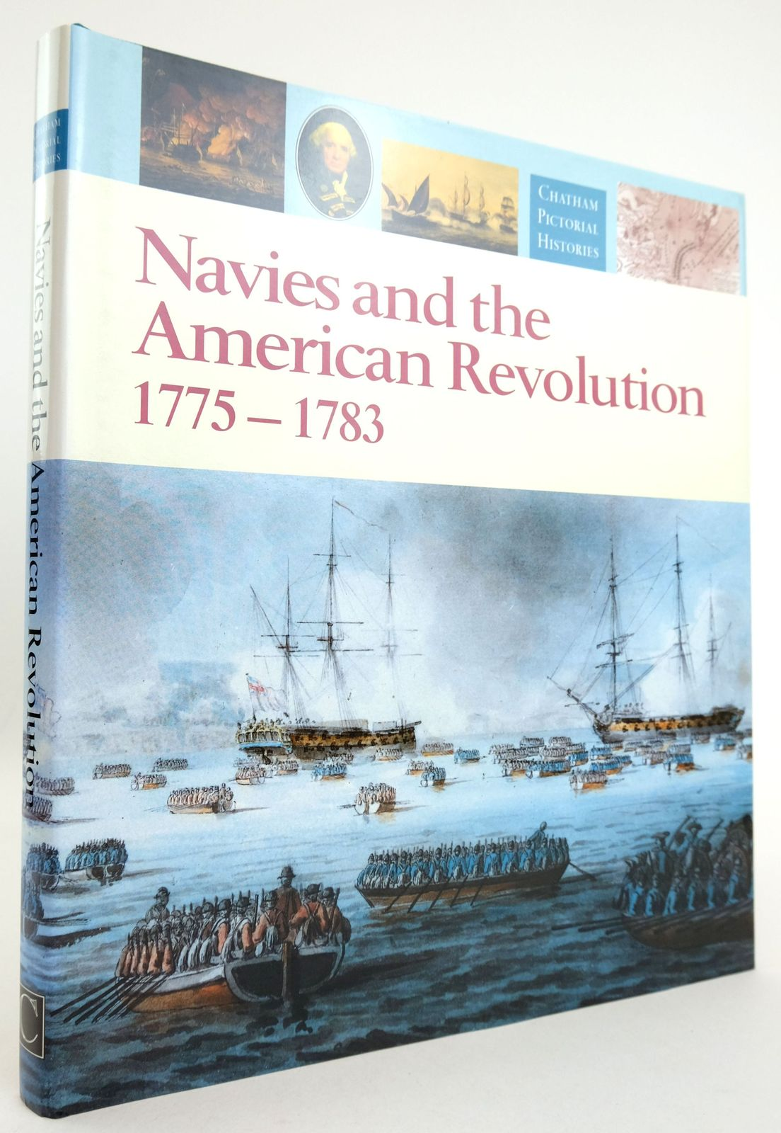 Photo of NAVIES AND THE AMERICAN REVOLUTION 1775-1783- Stock Number: 1819325