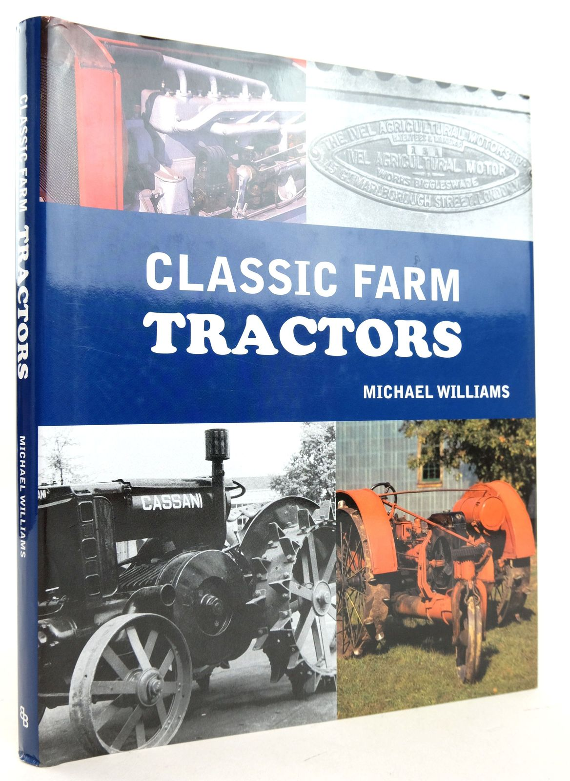 Photo of CLASSIC FARM TRACTORS written by Williams, Michael published by Bounty Books (STOCK CODE: 1819347)  for sale by Stella & Rose's Books
