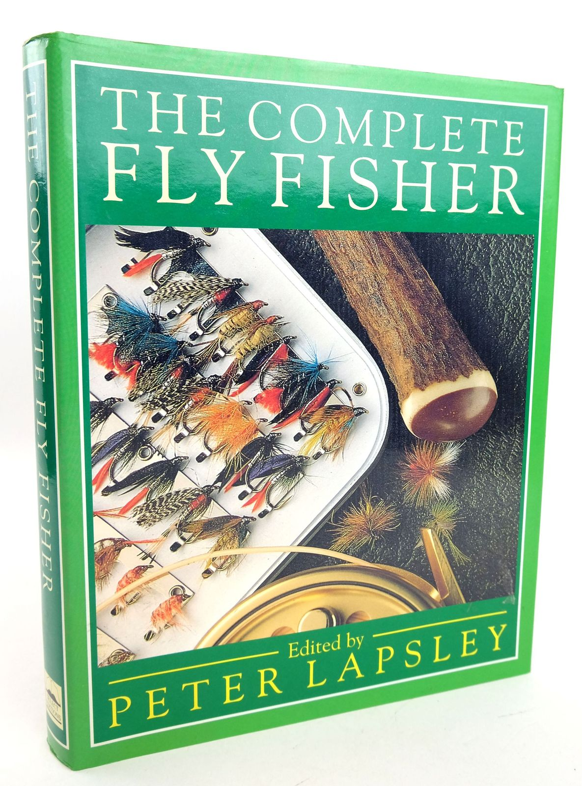 Photo of THE COMPLETE FLY FISHER- Stock Number: 1819350