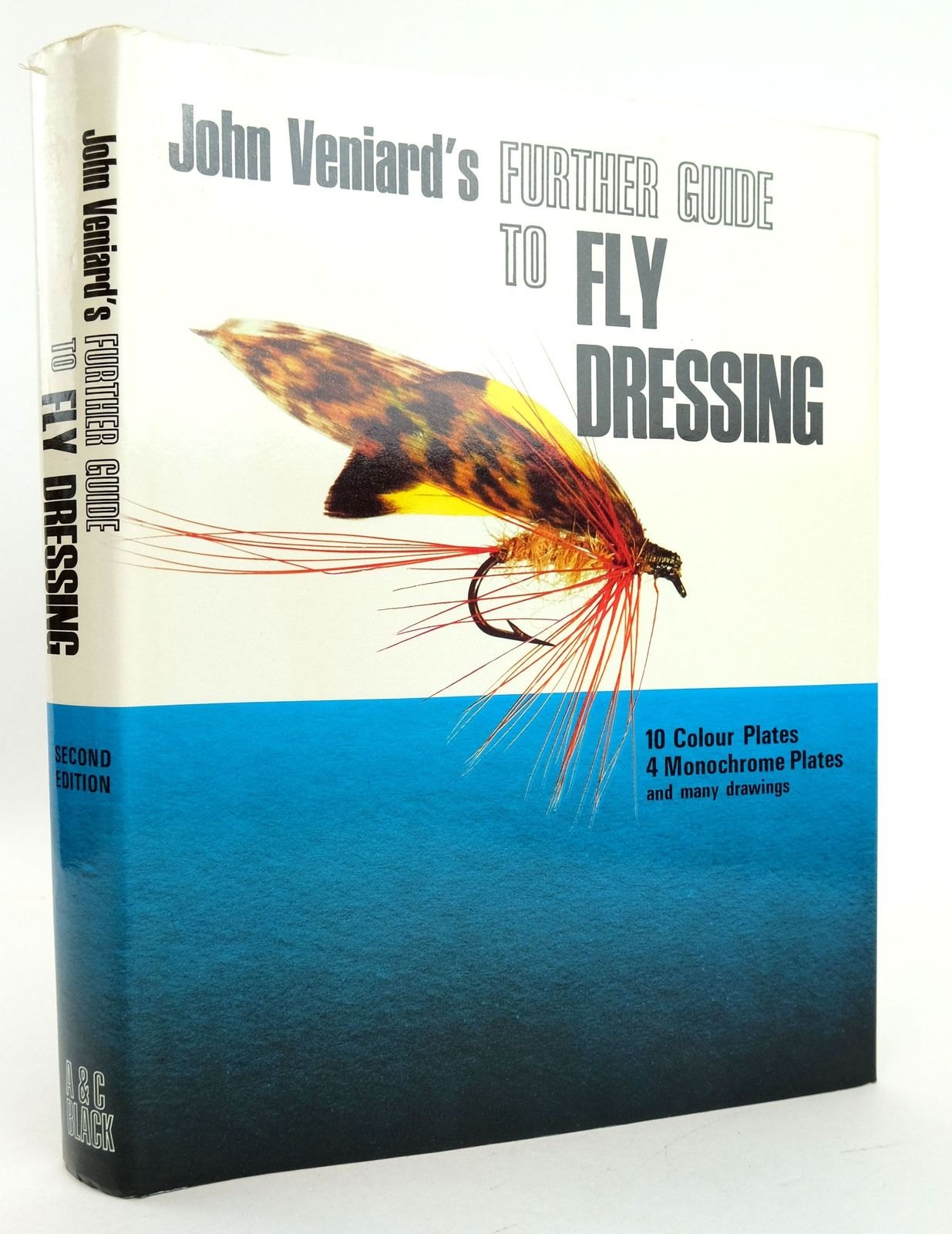 Photo of A FURTHER GUIDE TO FLY DRESSING- Stock Number: 1819351