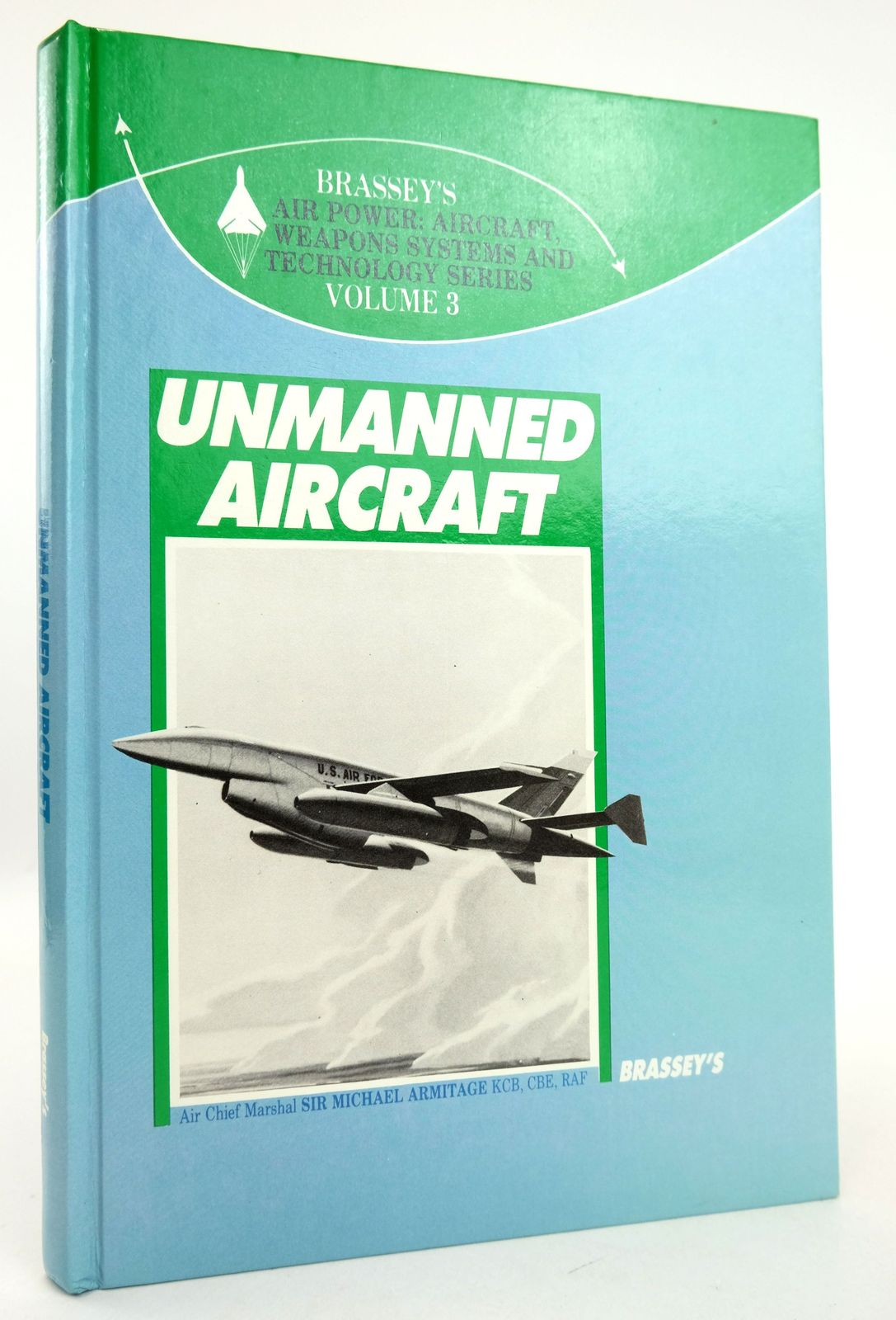 Photo of UNMANNED AIRCRAFT written by Armitage, Michael published by Brassey's Defence Publishers (STOCK CODE: 1819352)  for sale by Stella & Rose's Books