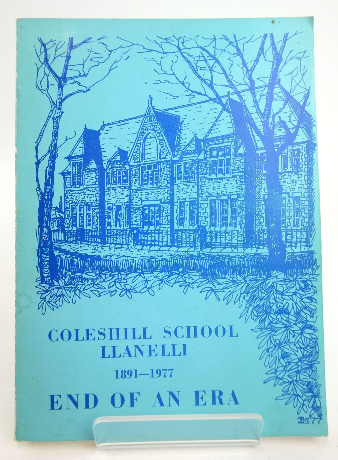 Photo of COLESHILL SCHOOL LLANELLI 1891-1977 END OF AN ERA- Stock Number: 1819354