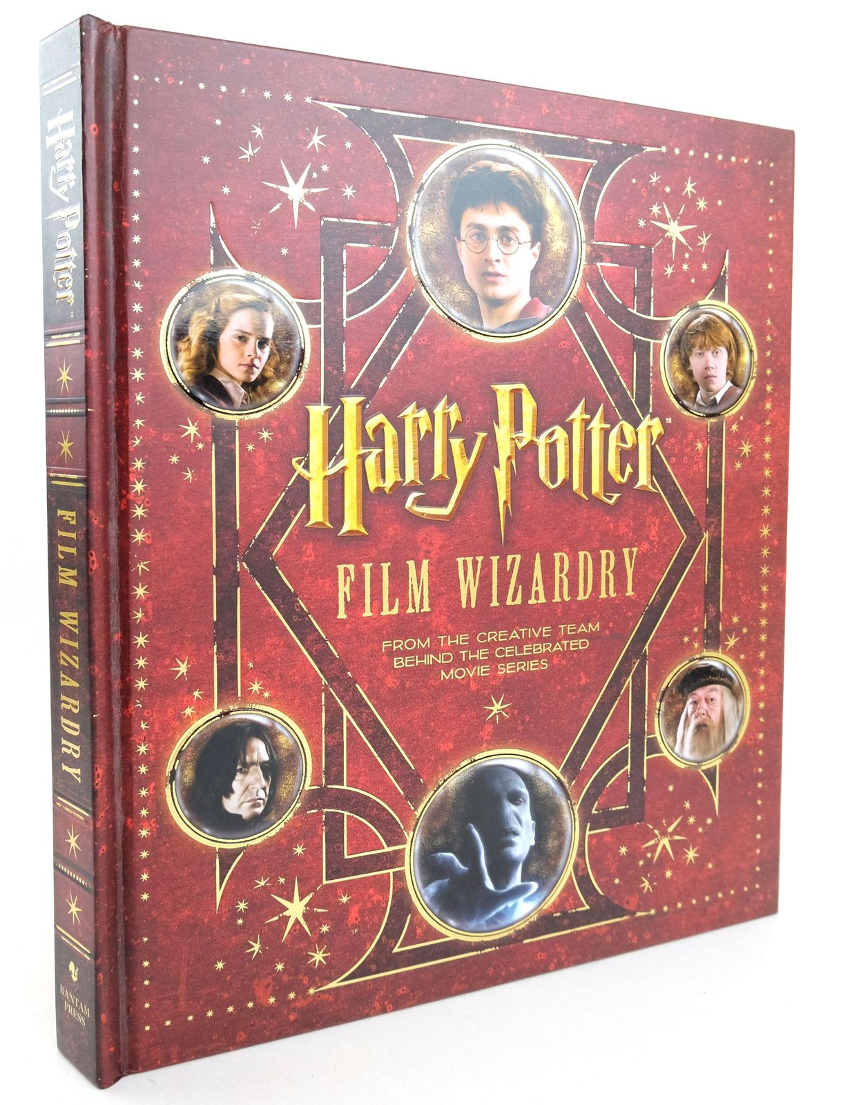 Photo of HARRY POTTER FILM WIZARDRY written by Sibley, Brian published by Bantam Press (STOCK CODE: 1819365)  for sale by Stella & Rose's Books