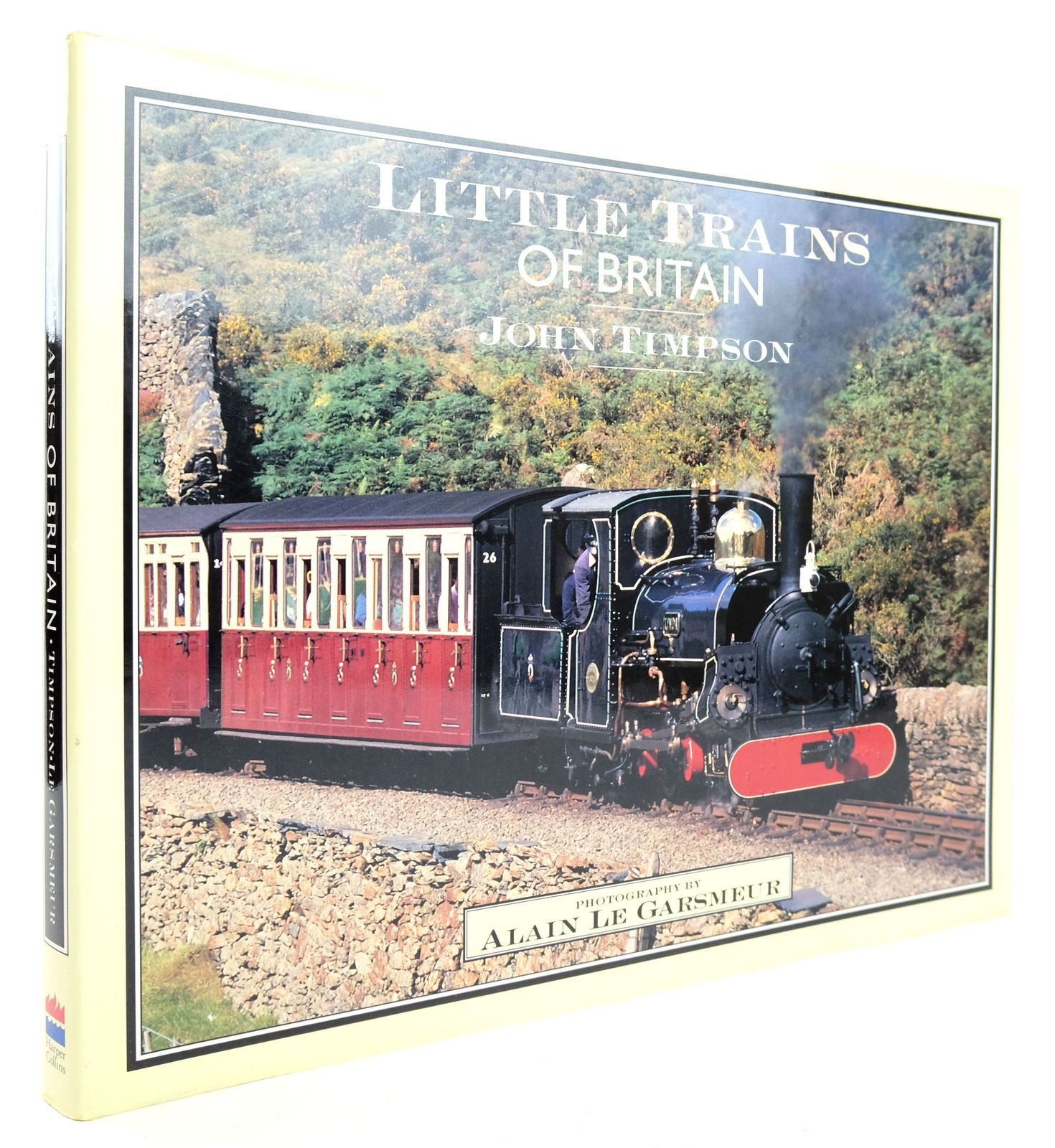 Photo of LITTLE TRAINS OF BRITAIN written by Timpson, John published by Harper Collins (STOCK CODE: 1819367)  for sale by Stella & Rose's Books