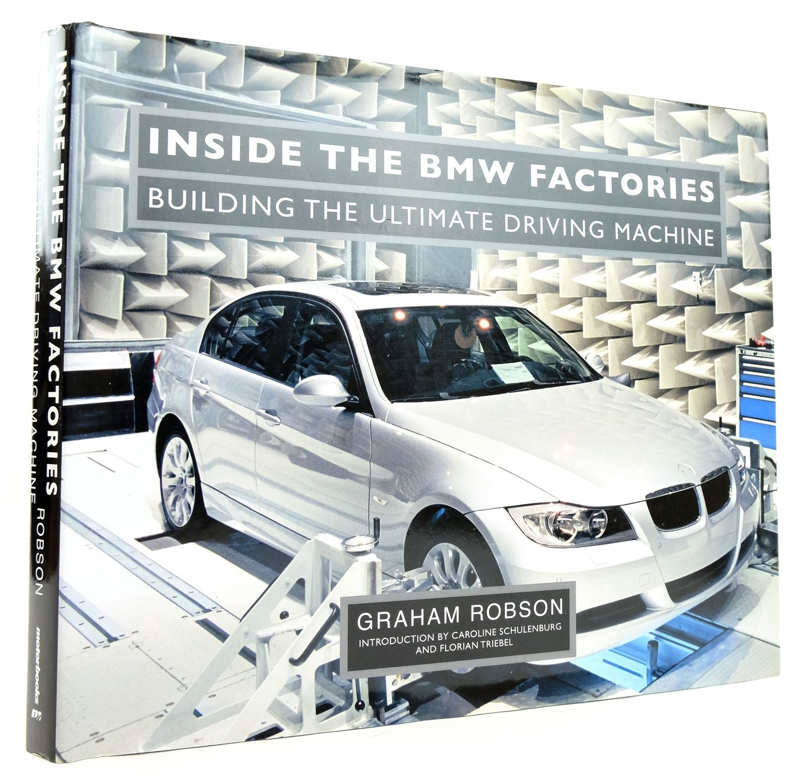 Photo of INSIDE THE BMW FACTORIES: BUILDING THE ULTIMATE DRIVING MACHINE- Stock Number: 1819368