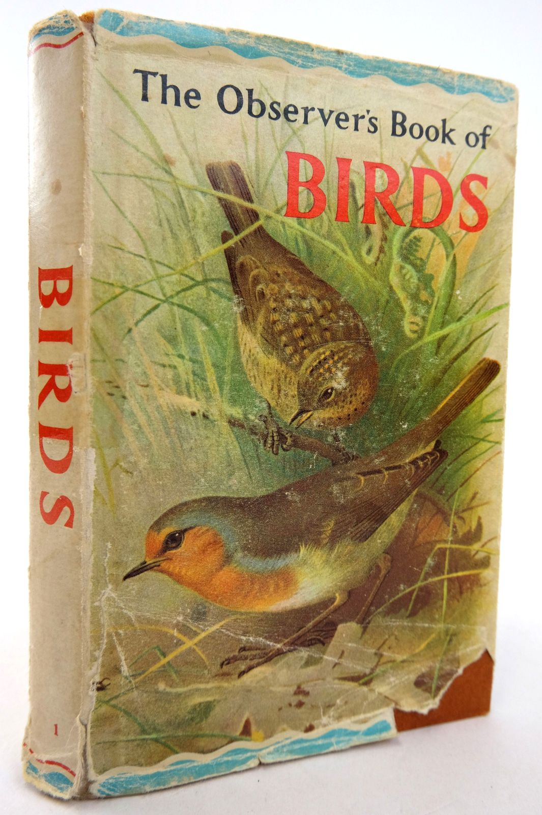Photo of THE OBSERVER'S BOOK OF BIRDS written by Benson, S. Vere published by Frederick Warne & Co Ltd. (STOCK CODE: 1819369)  for sale by Stella & Rose's Books