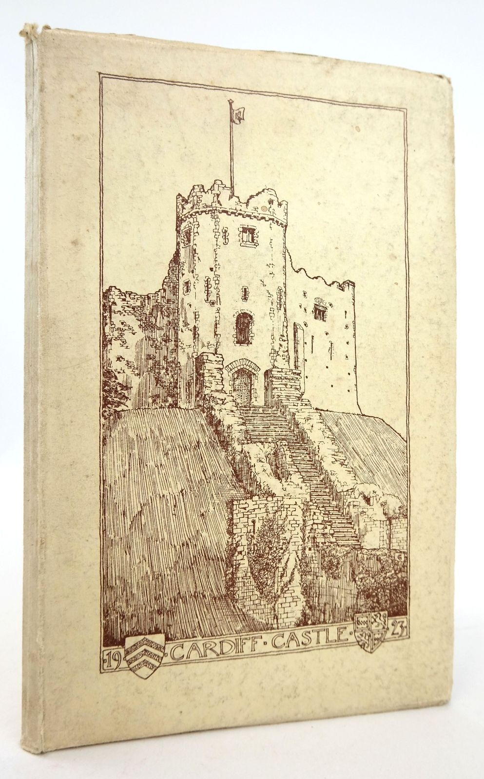 Photo of CARDIFF CASTLE ITS HISTORY AND ARCHITECTURE- Stock Number: 1819370