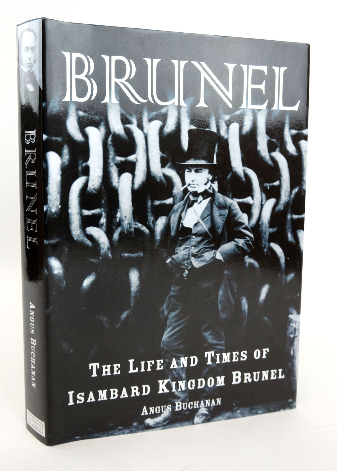 Photo of BRUNEL: THE LIFE AND TIMES OF ISAMBARD KINGDOM BRUNEL- Stock Number: 1819377