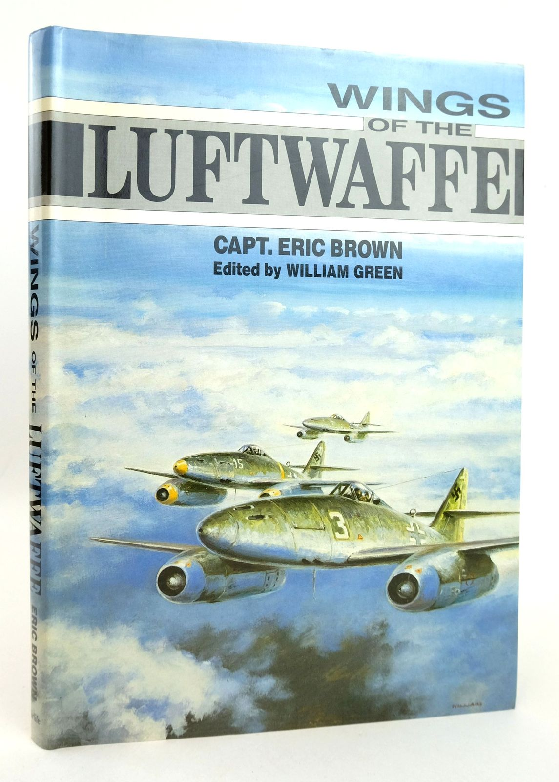 Photo of WINGS OF THE LUFTWAFFE written by Brown, Eric M. published by Airlife (STOCK CODE: 1819391)  for sale by Stella & Rose's Books