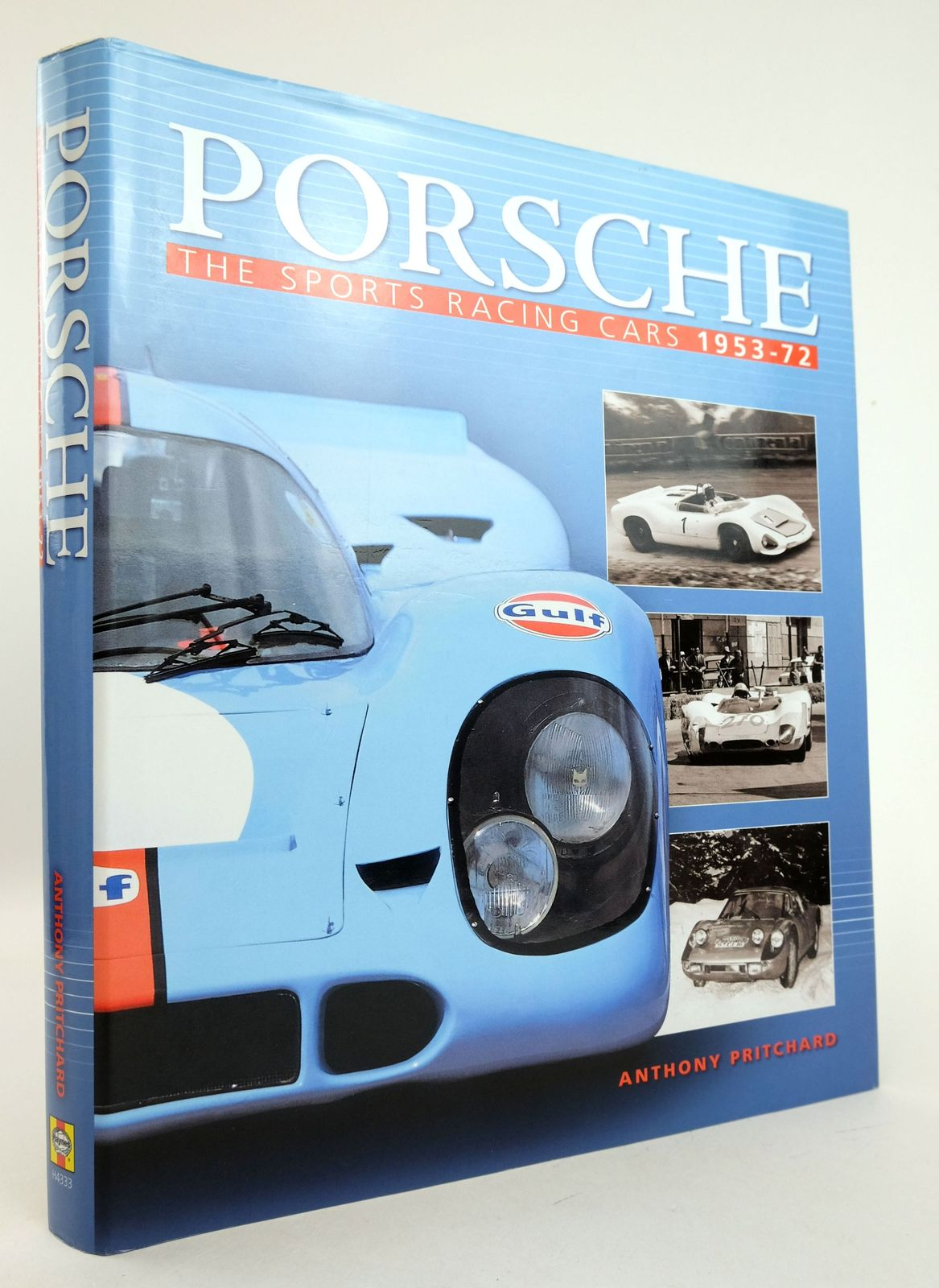 Photo of PORSCHE: THE SPORTS RACING CARS 1953-72- Stock Number: 1819395